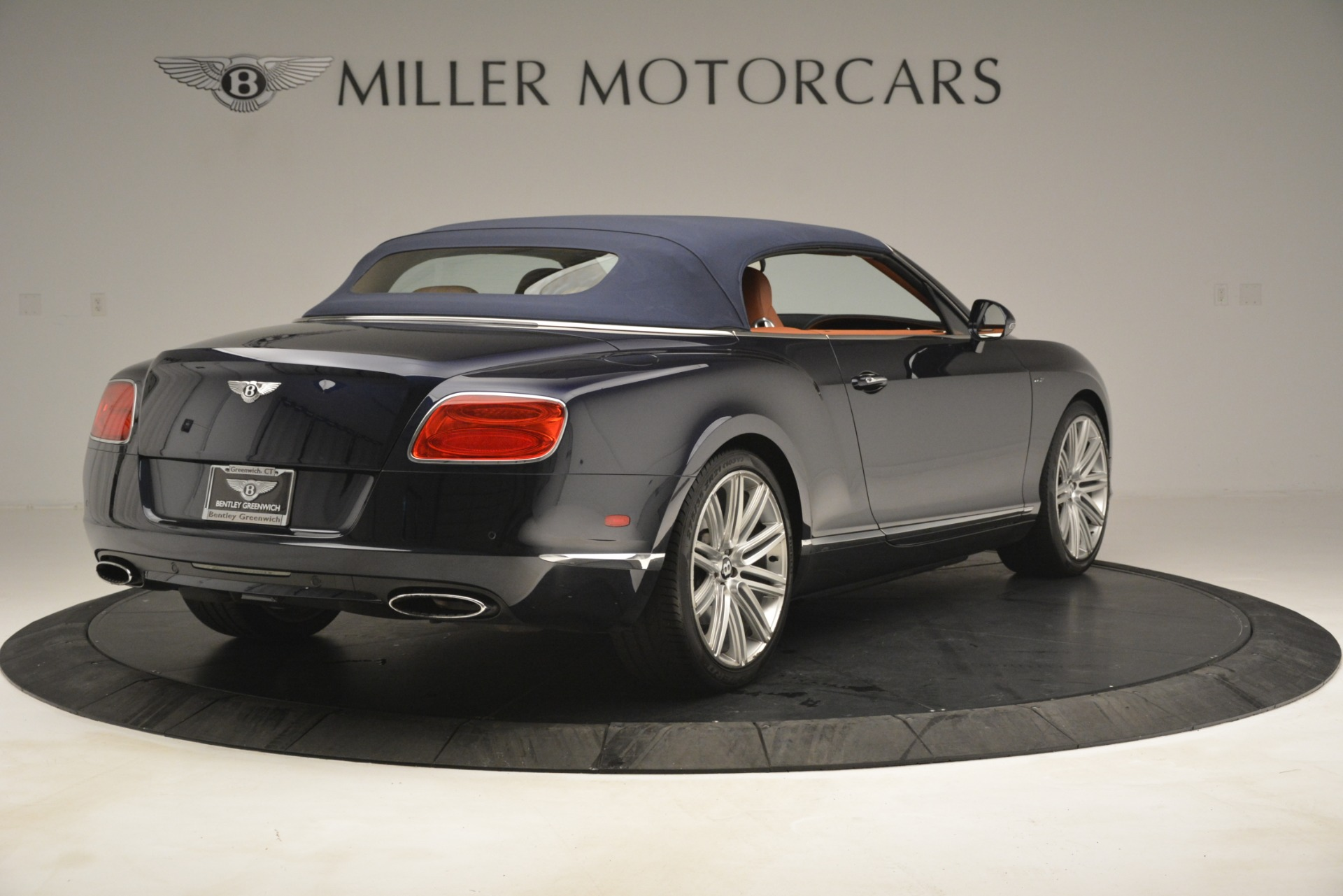 Used 2014 Bentley Continental GT Speed For Sale In Greenwich, CT 3026_p16