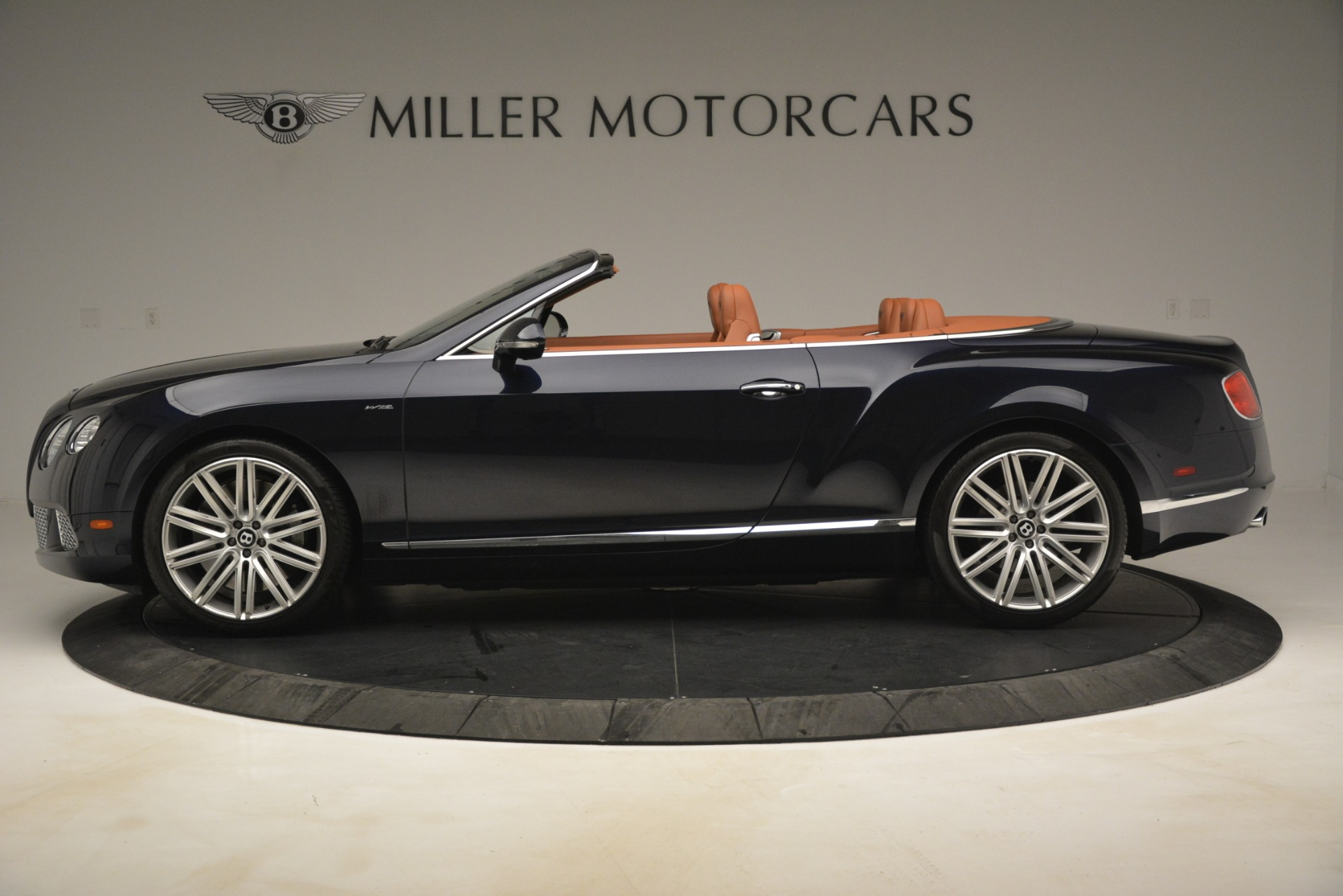 Used 2014 Bentley Continental GT Speed For Sale In Greenwich, CT 3026_p3
