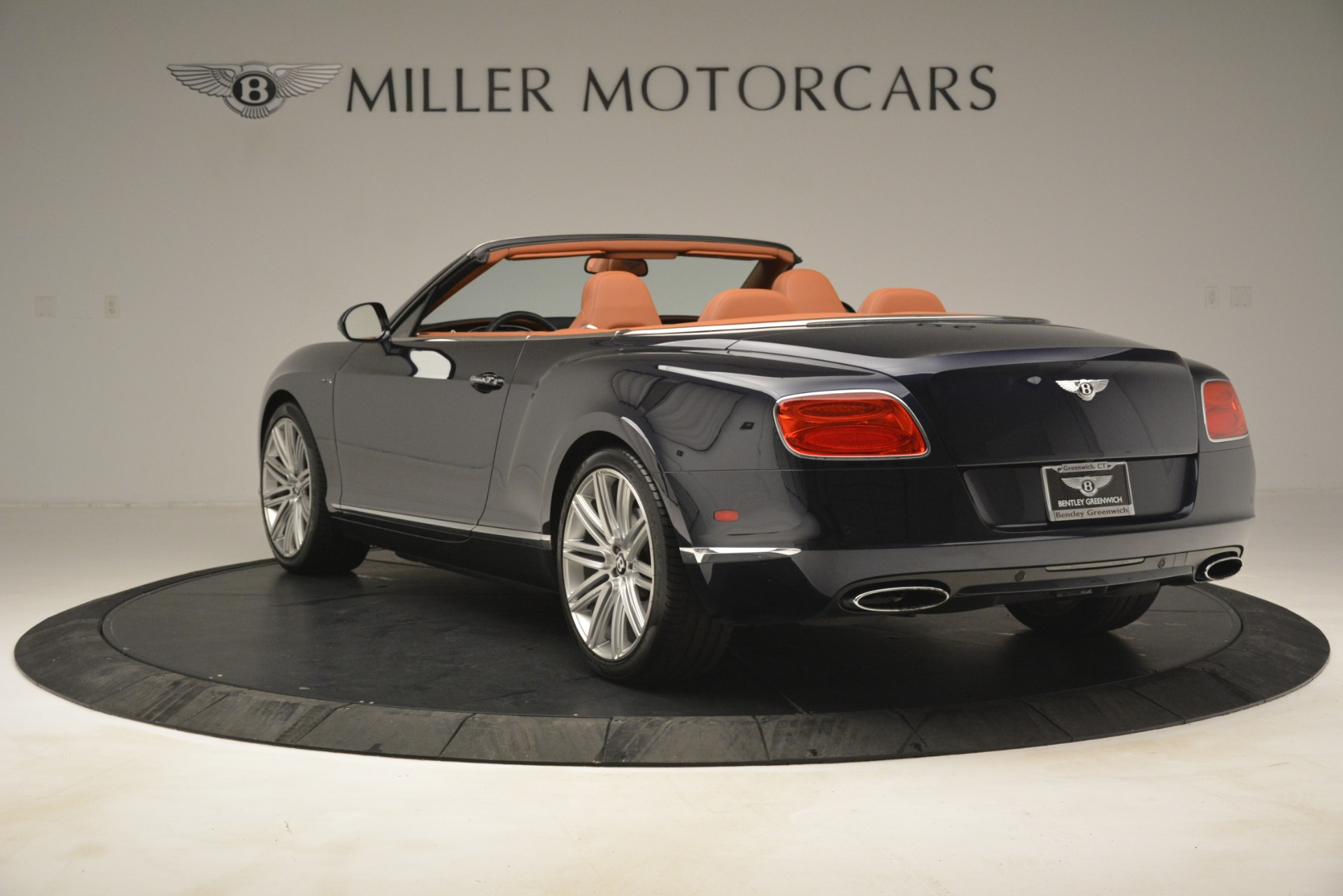 Used 2014 Bentley Continental GT Speed For Sale In Greenwich, CT 3026_p5