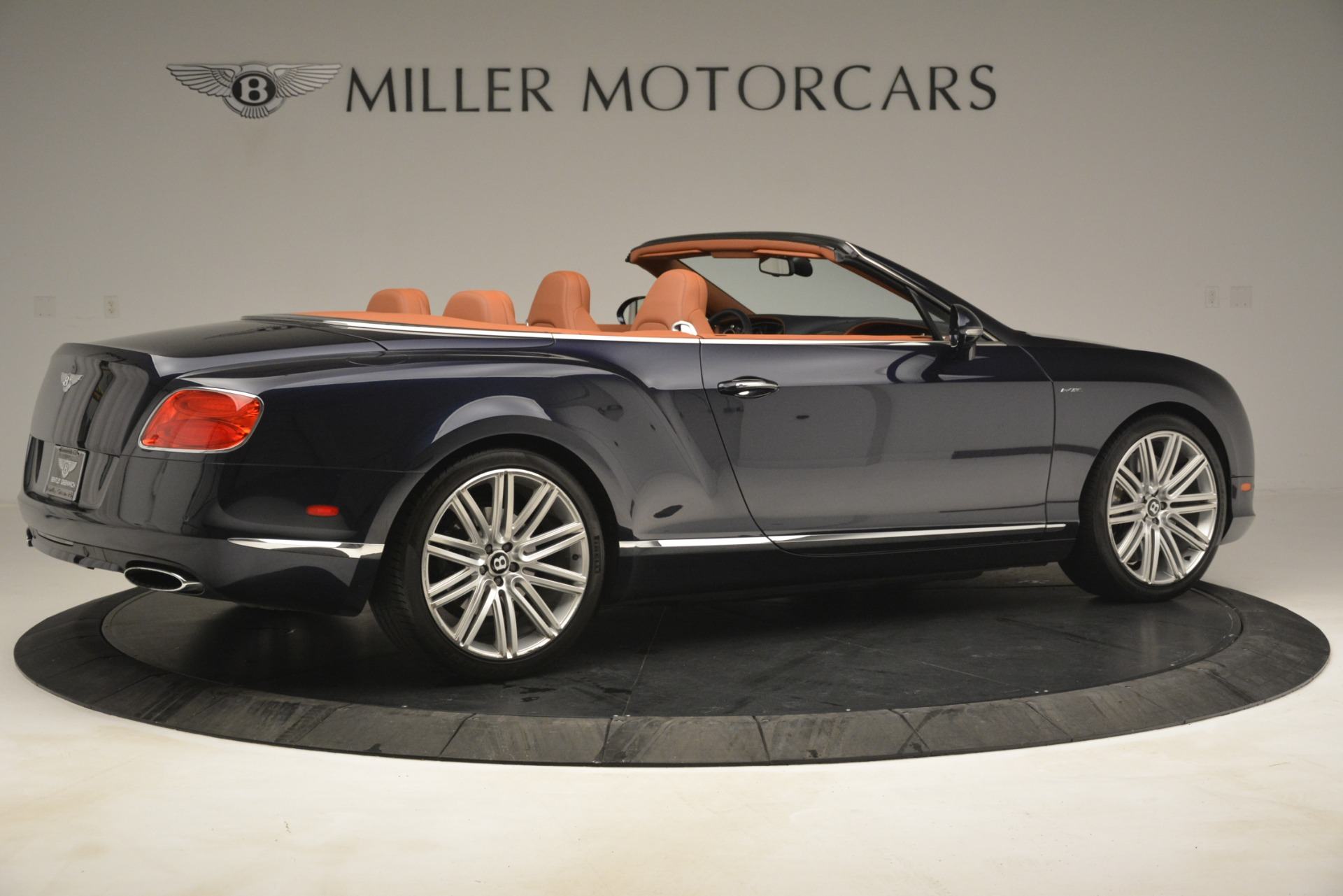 Used 2014 Bentley Continental GT Speed For Sale In Greenwich, CT 3026_p8