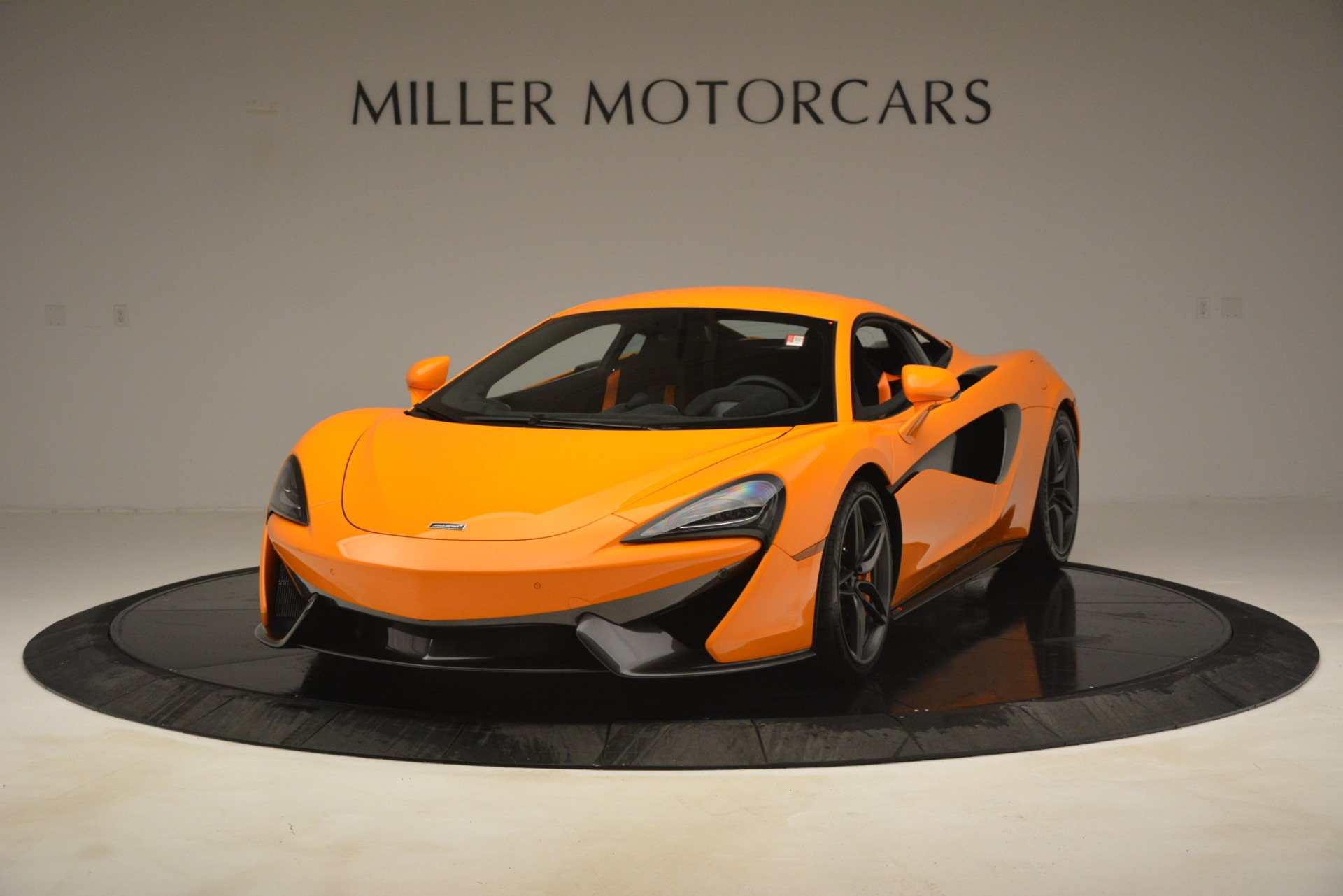 New 2019 McLaren 570S Coupe For Sale In Greenwich, CT
