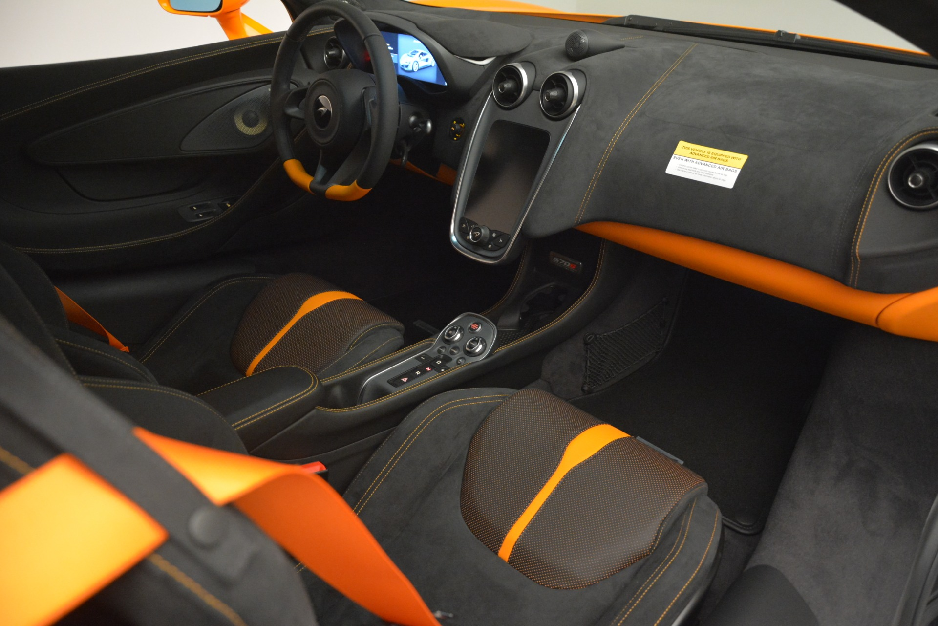 New 2019 McLaren 570S Coupe For Sale In Greenwich, CT 3027_p19