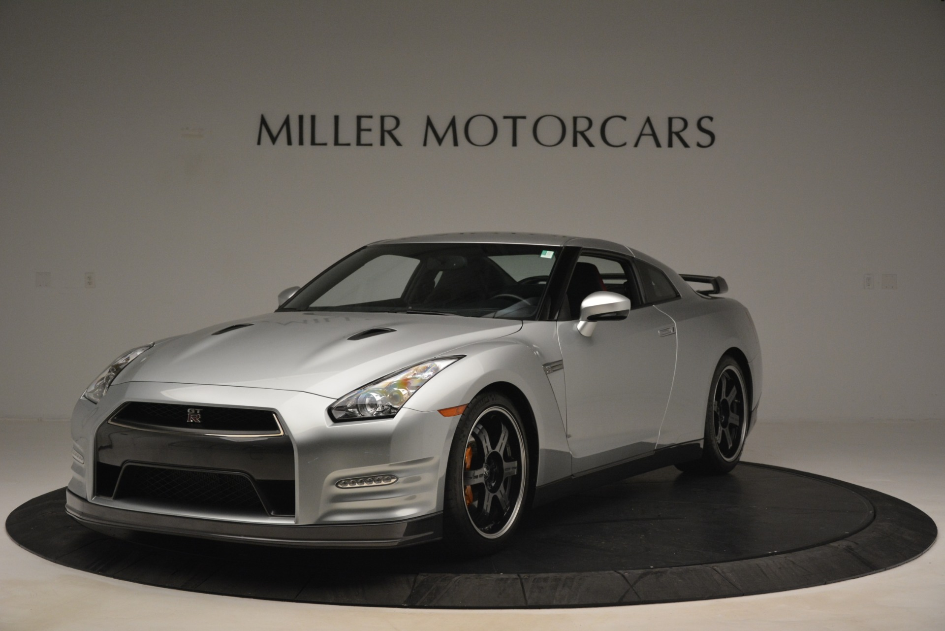 Used 2013 Nissan GT-R Black Edition For Sale In Greenwich, CT