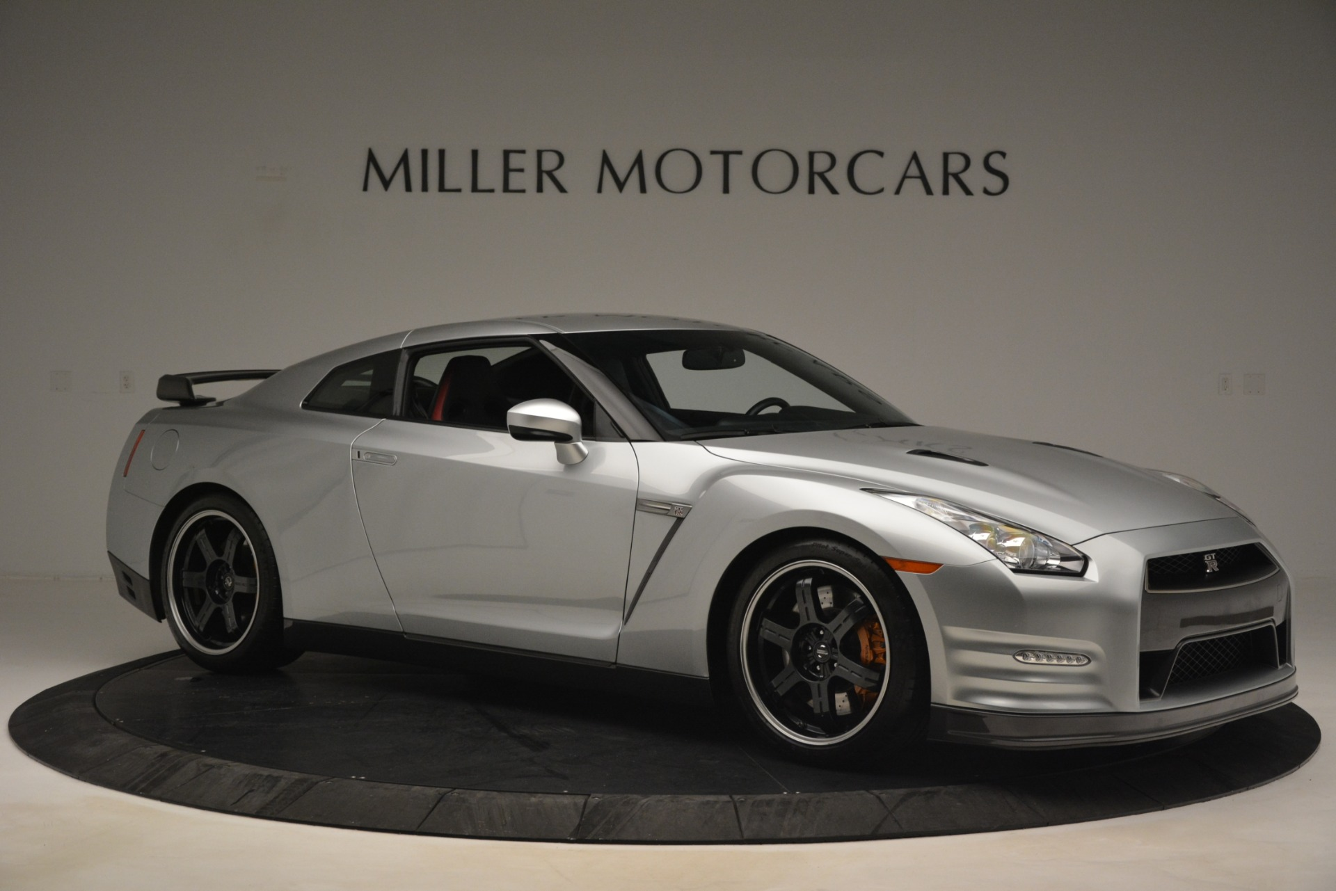 Used 2013 Nissan GT-R Black Edition For Sale In Greenwich, CT 3028_p10