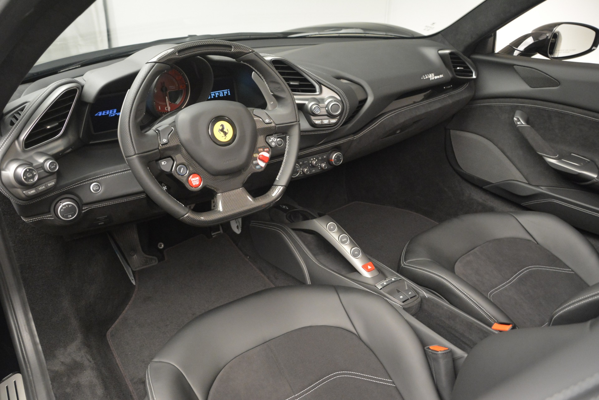 Used 2018 Ferrari 488 Spider  For Sale In Greenwich, CT 3029_p25