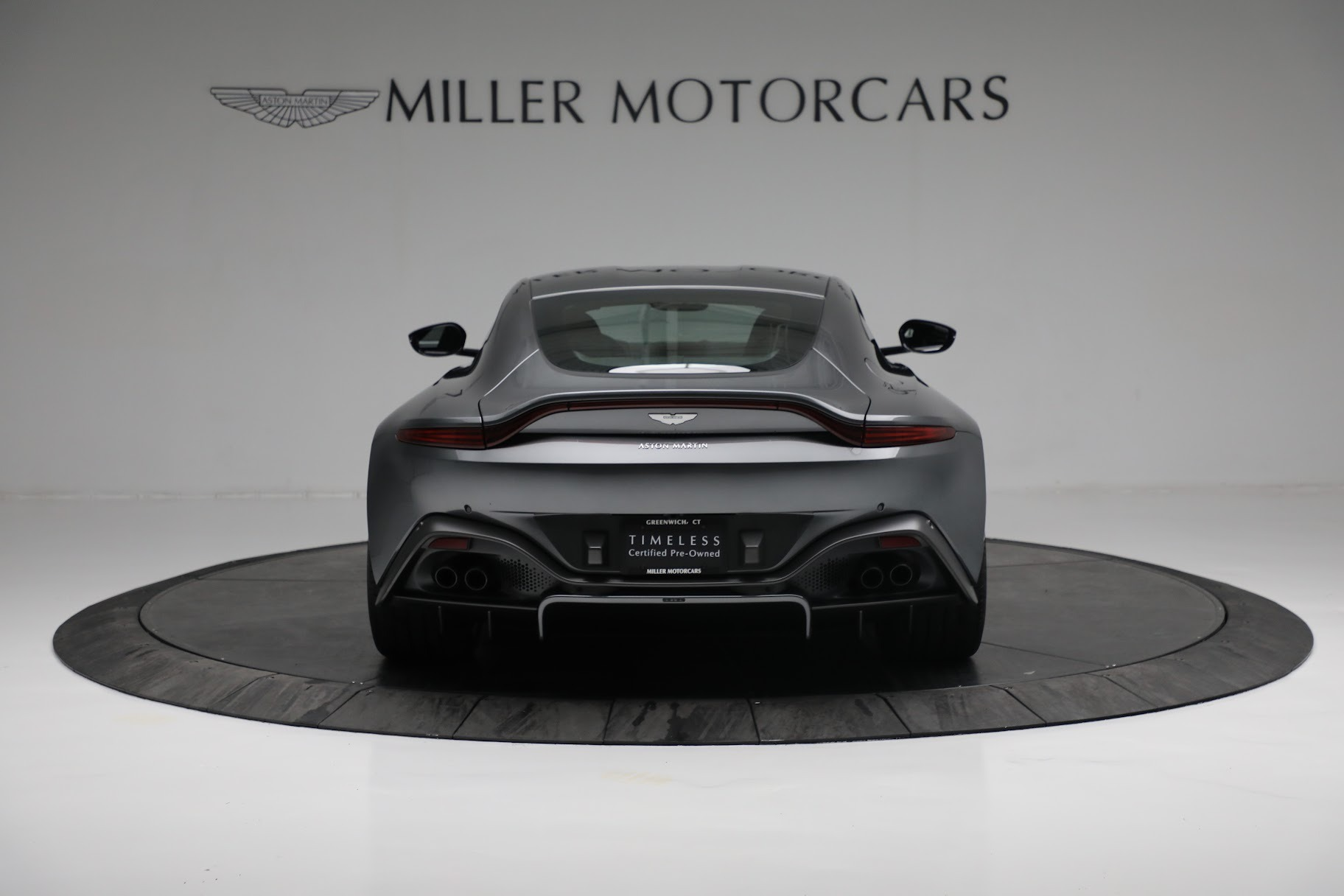 New 2019 Aston Martin Vantage Coupe For Sale In Greenwich, CT 3032_p5