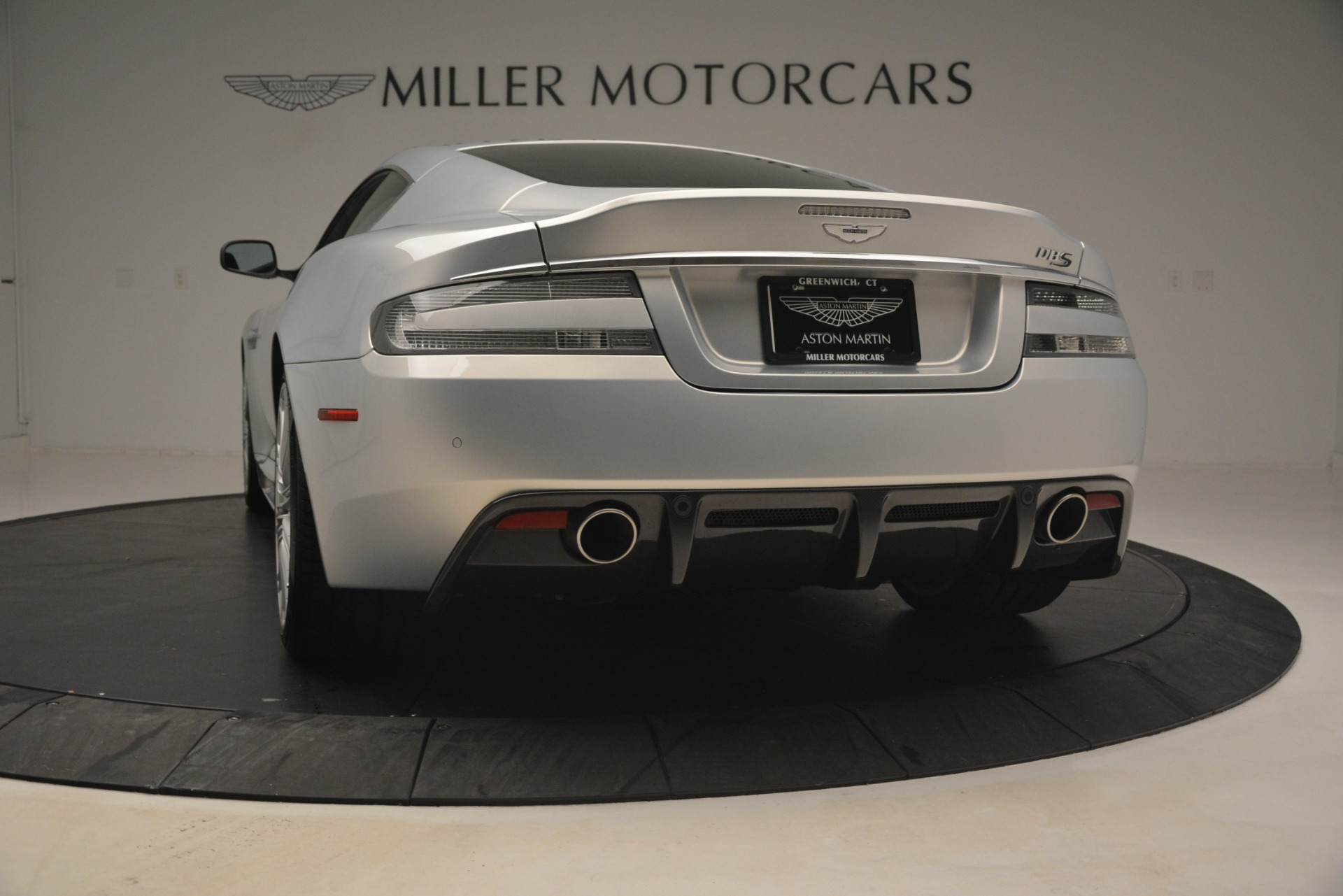 Used 2009 Aston Martin DBS Coupe For Sale In Greenwich, CT 3033_p15