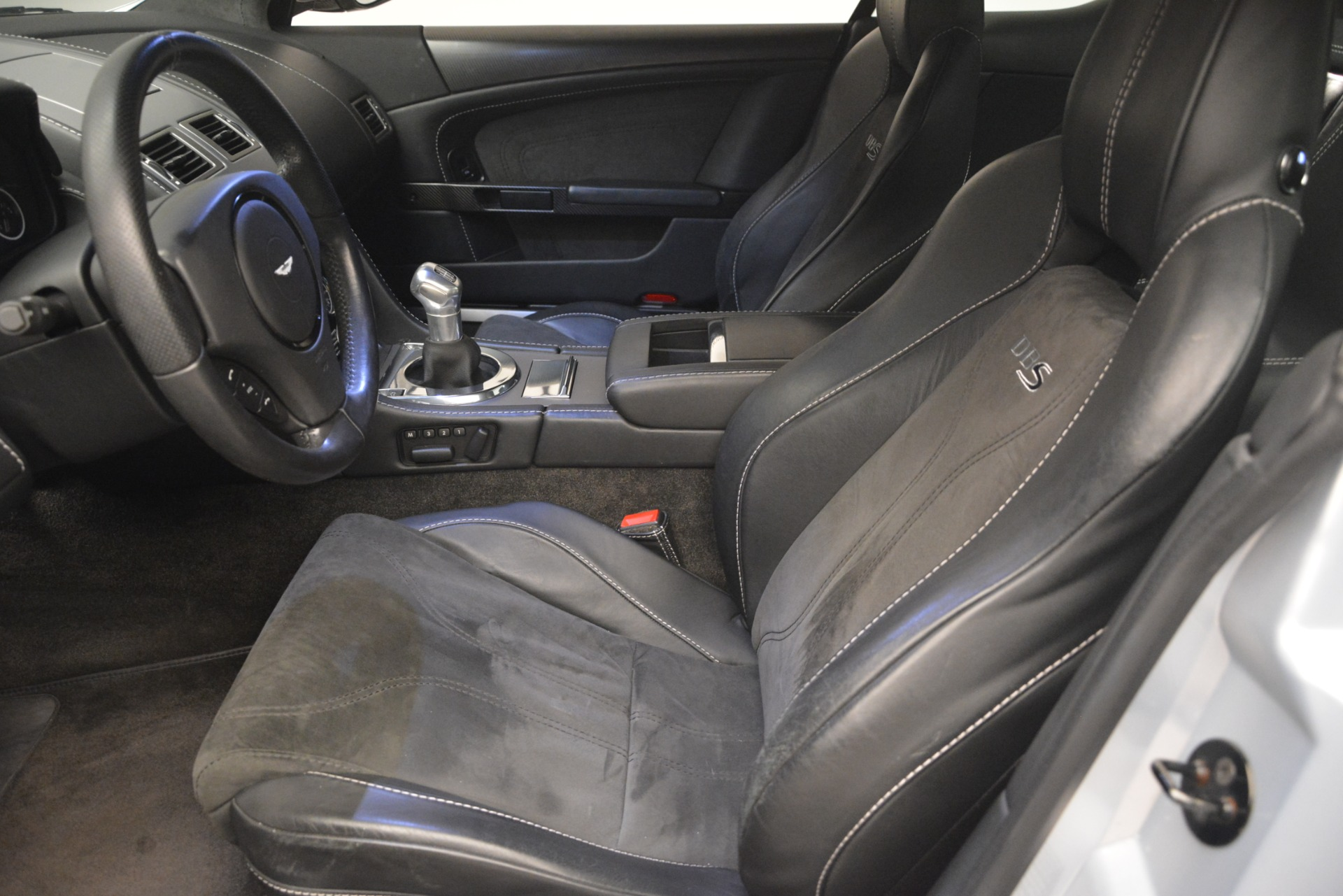 Used 2009 Aston Martin DBS Coupe For Sale In Greenwich, CT 3033_p19