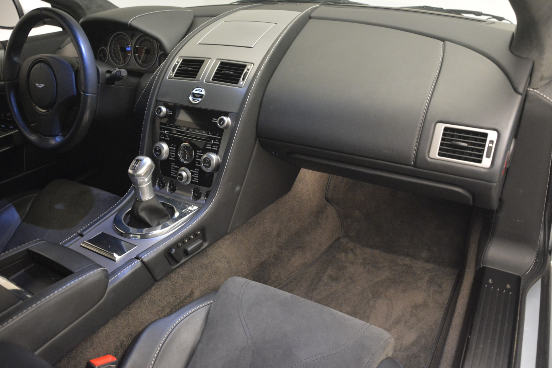 Used 2009 Aston Martin DBS Coupe For Sale In Greenwich, CT 3033_p23