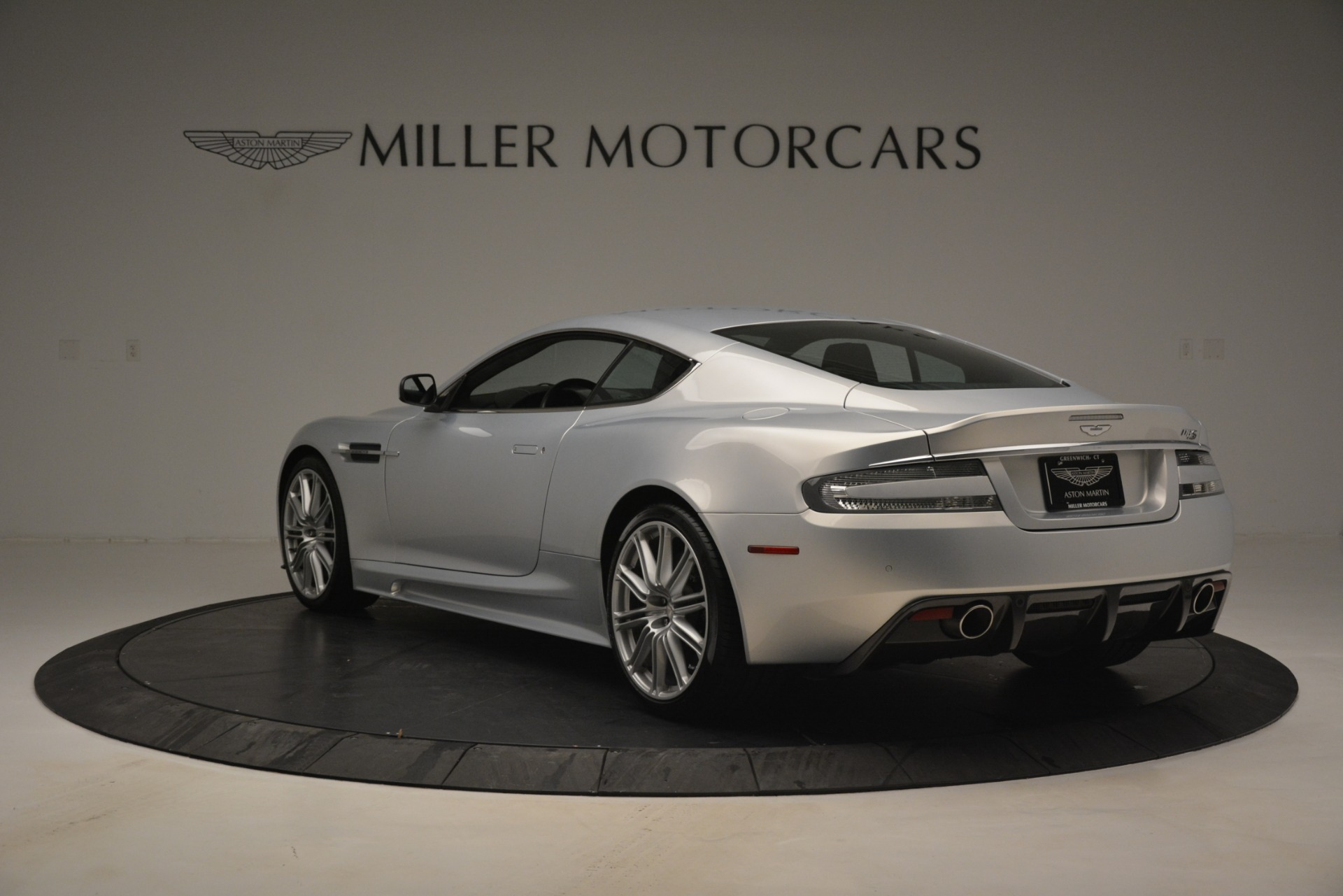 Used 2009 Aston Martin DBS Coupe For Sale In Greenwich, CT 3033_p5