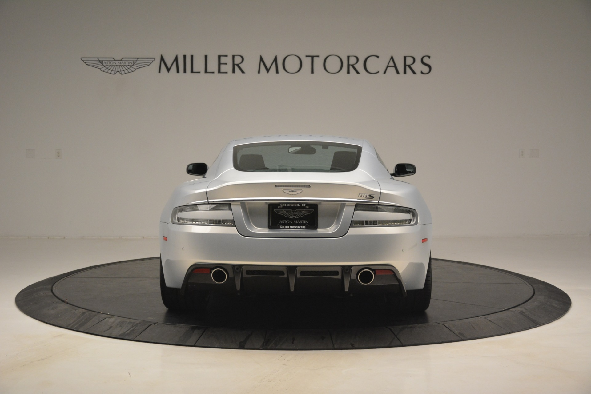 Used 2009 Aston Martin DBS Coupe For Sale In Greenwich, CT 3033_p6