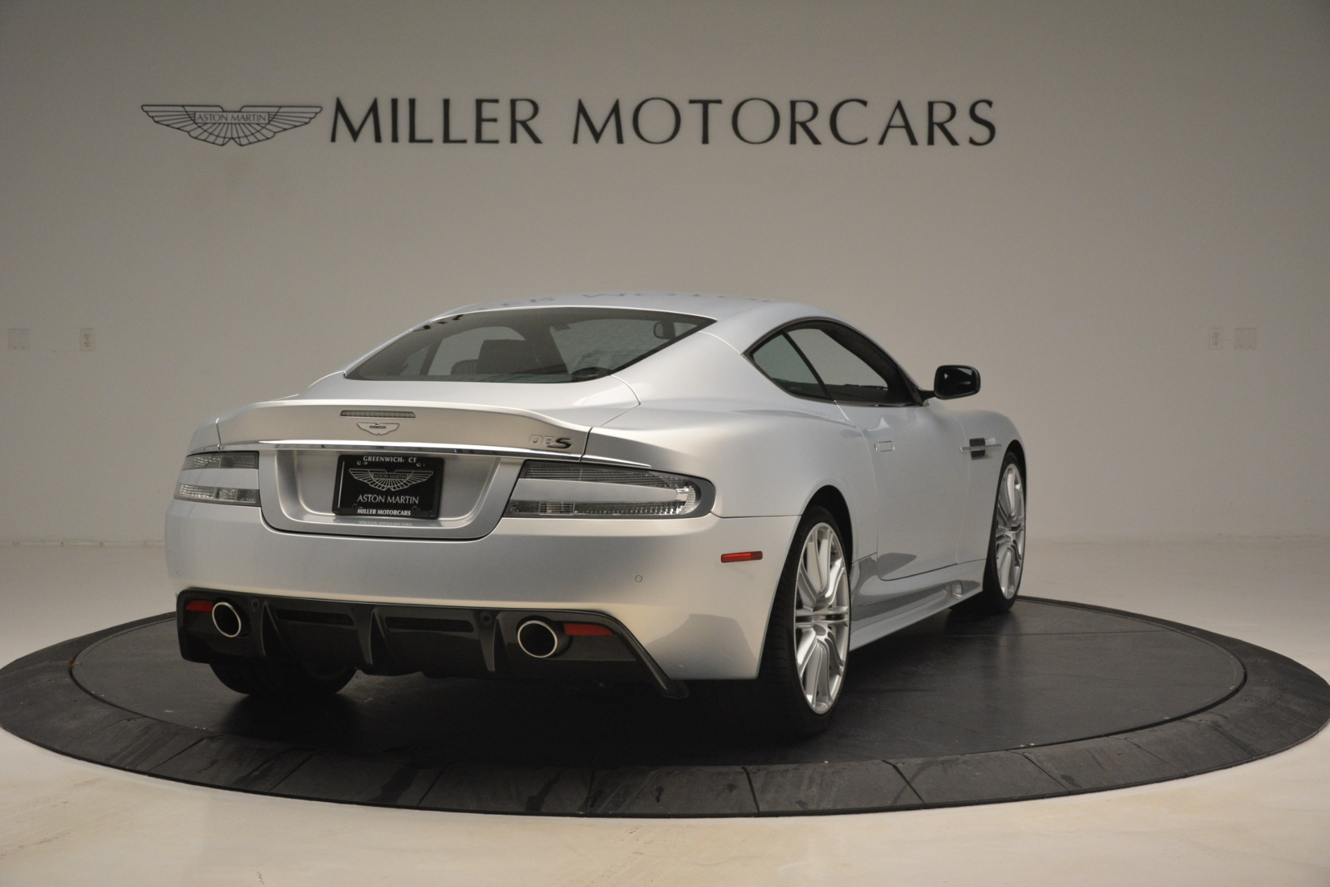 Used 2009 Aston Martin DBS Coupe For Sale In Greenwich, CT 3033_p7