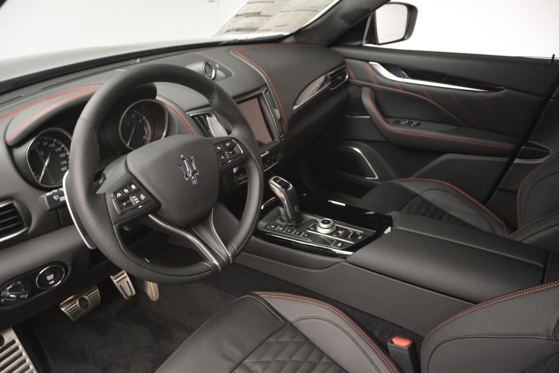 New 2019 Maserati Levante S Q4 GranSport For Sale In Greenwich, CT 3034_p13