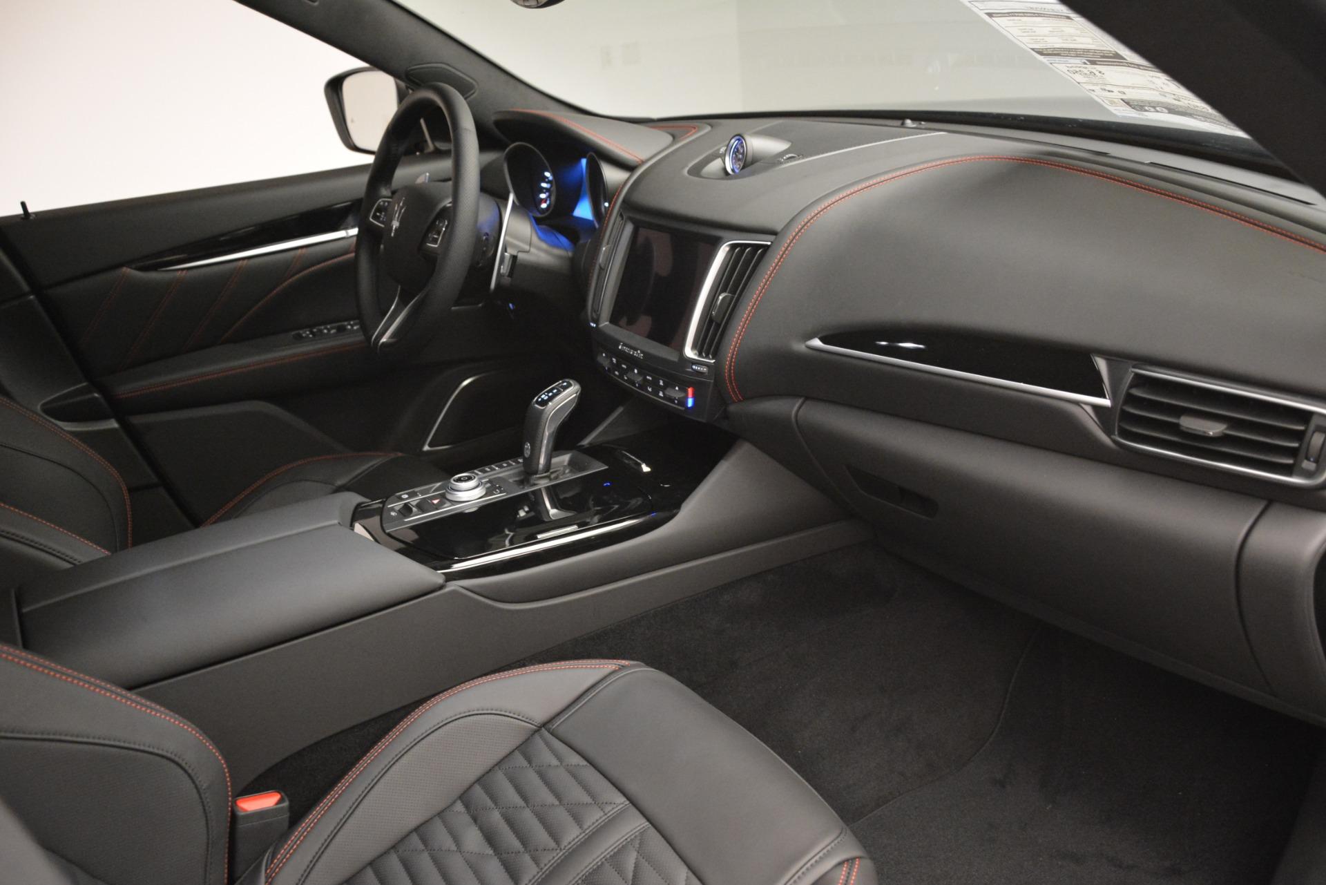 New 2019 Maserati Levante S Q4 GranSport For Sale In Greenwich, CT 3034_p22