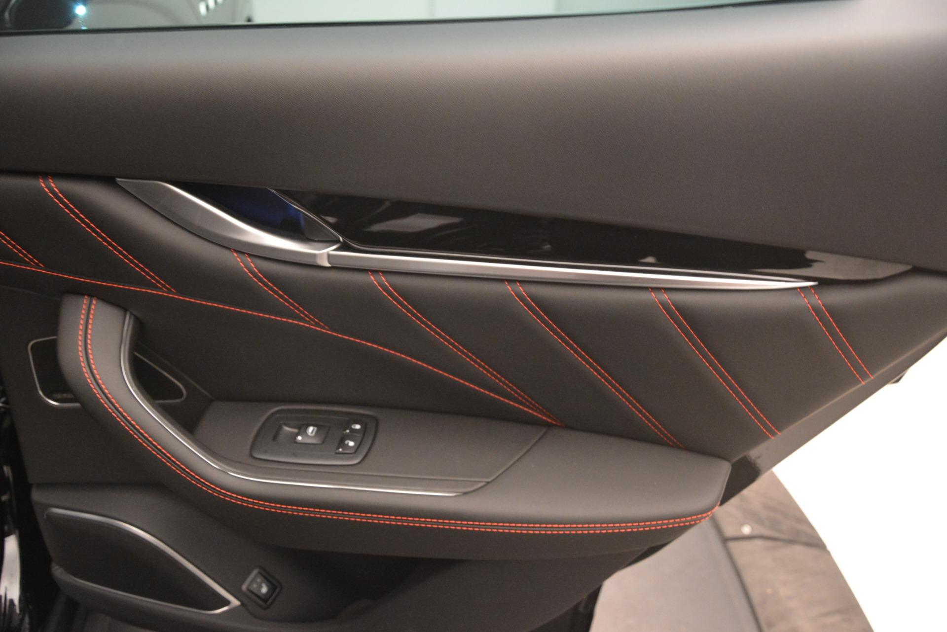New 2019 Maserati Levante S Q4 GranSport For Sale In Greenwich, CT 3034_p29