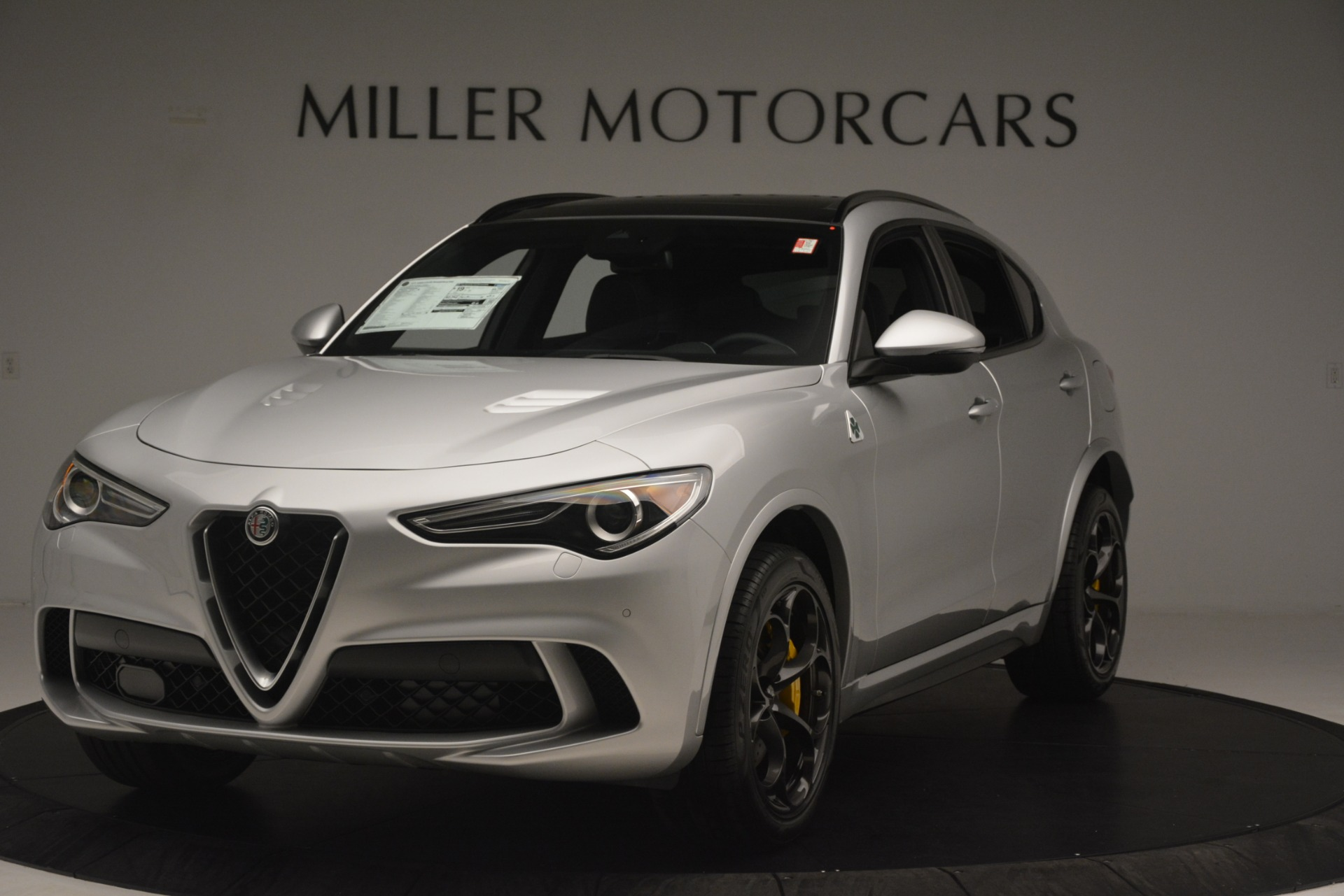 New 2019 Alfa Romeo Stelvio Quadrifoglio For Sale In Greenwich, CT