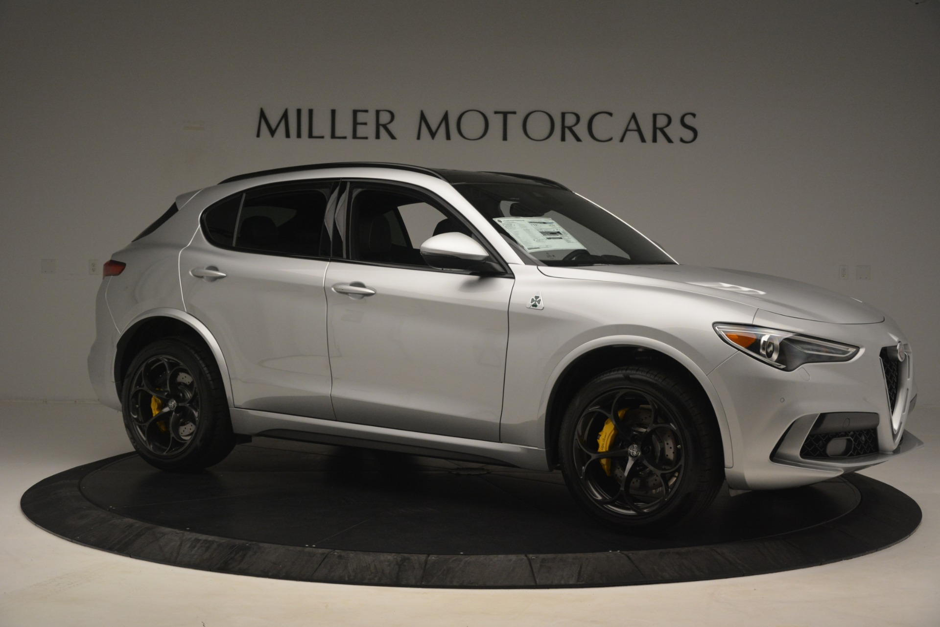 New 2019 Alfa Romeo Stelvio Quadrifoglio For Sale In Greenwich, CT 3037_p10