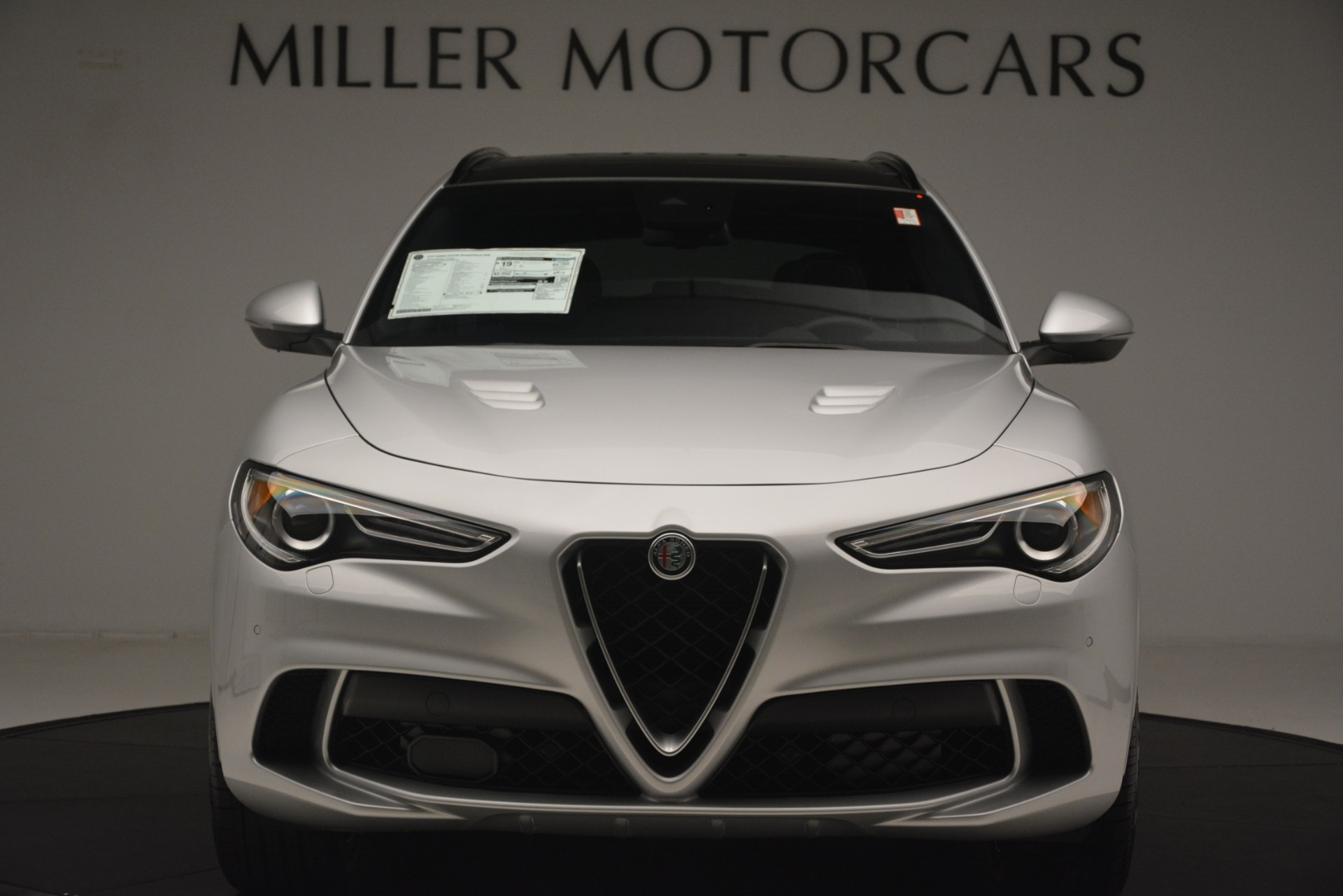 New 2019 Alfa Romeo Stelvio Quadrifoglio For Sale In Greenwich, CT 3037_p12