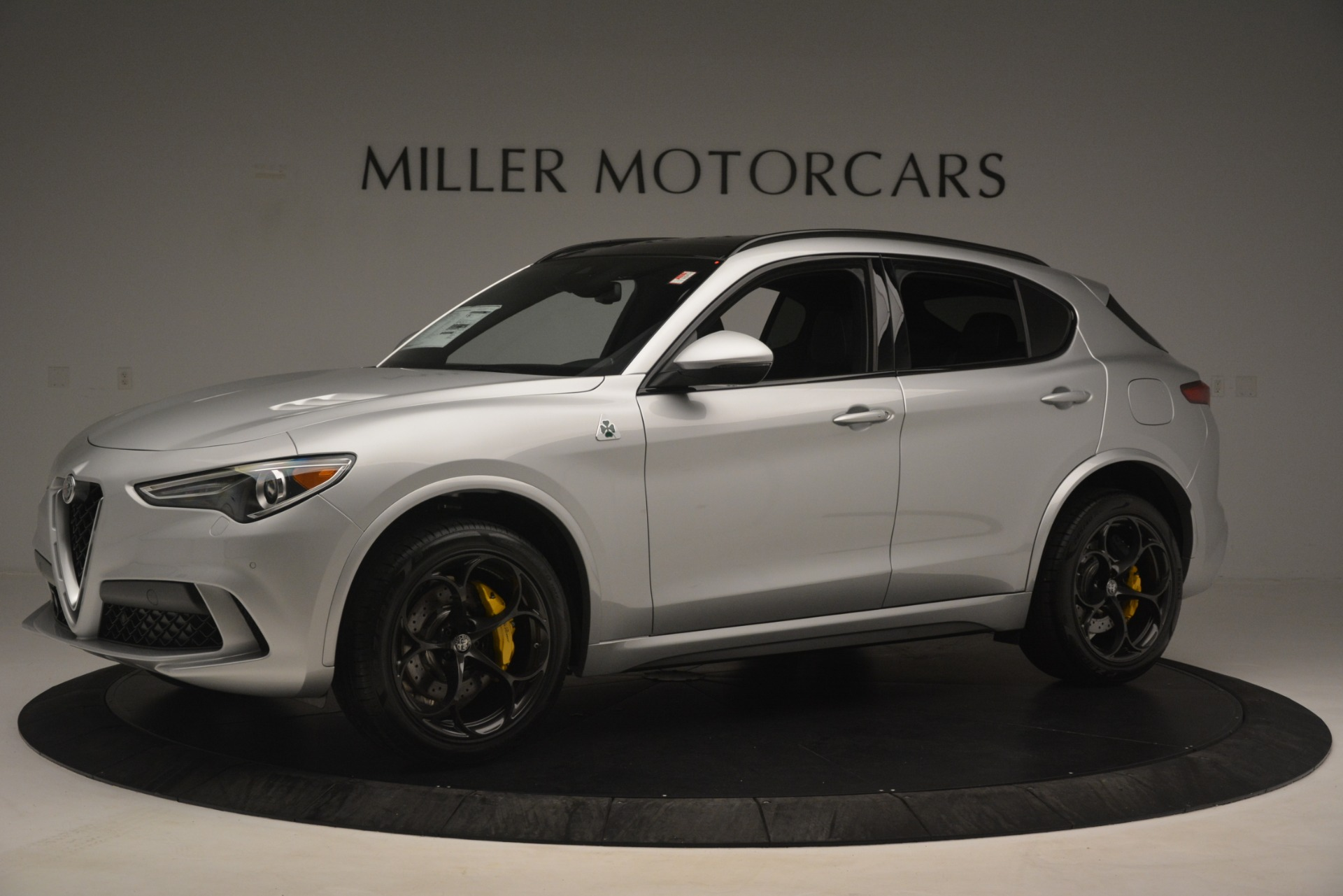 New 2019 Alfa Romeo Stelvio Quadrifoglio For Sale In Greenwich, CT 3037_p2