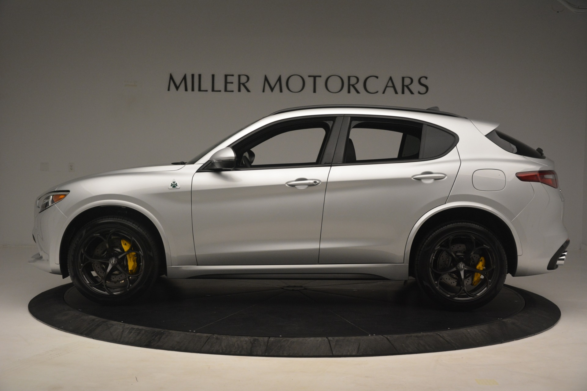 New 2019 Alfa Romeo Stelvio Quadrifoglio For Sale In Greenwich, CT 3037_p3