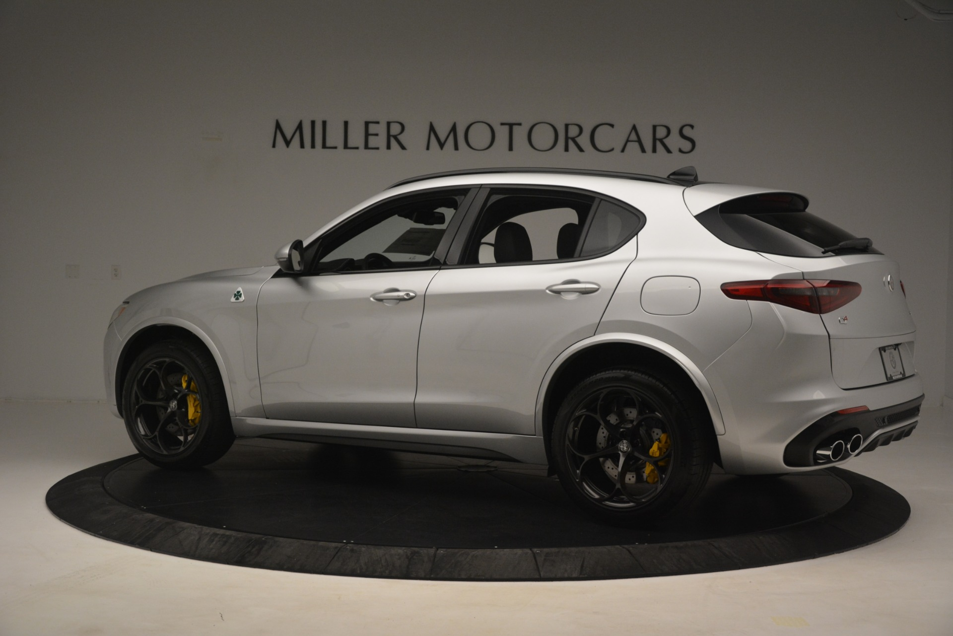 New 2019 Alfa Romeo Stelvio Quadrifoglio For Sale In Greenwich, CT 3037_p4