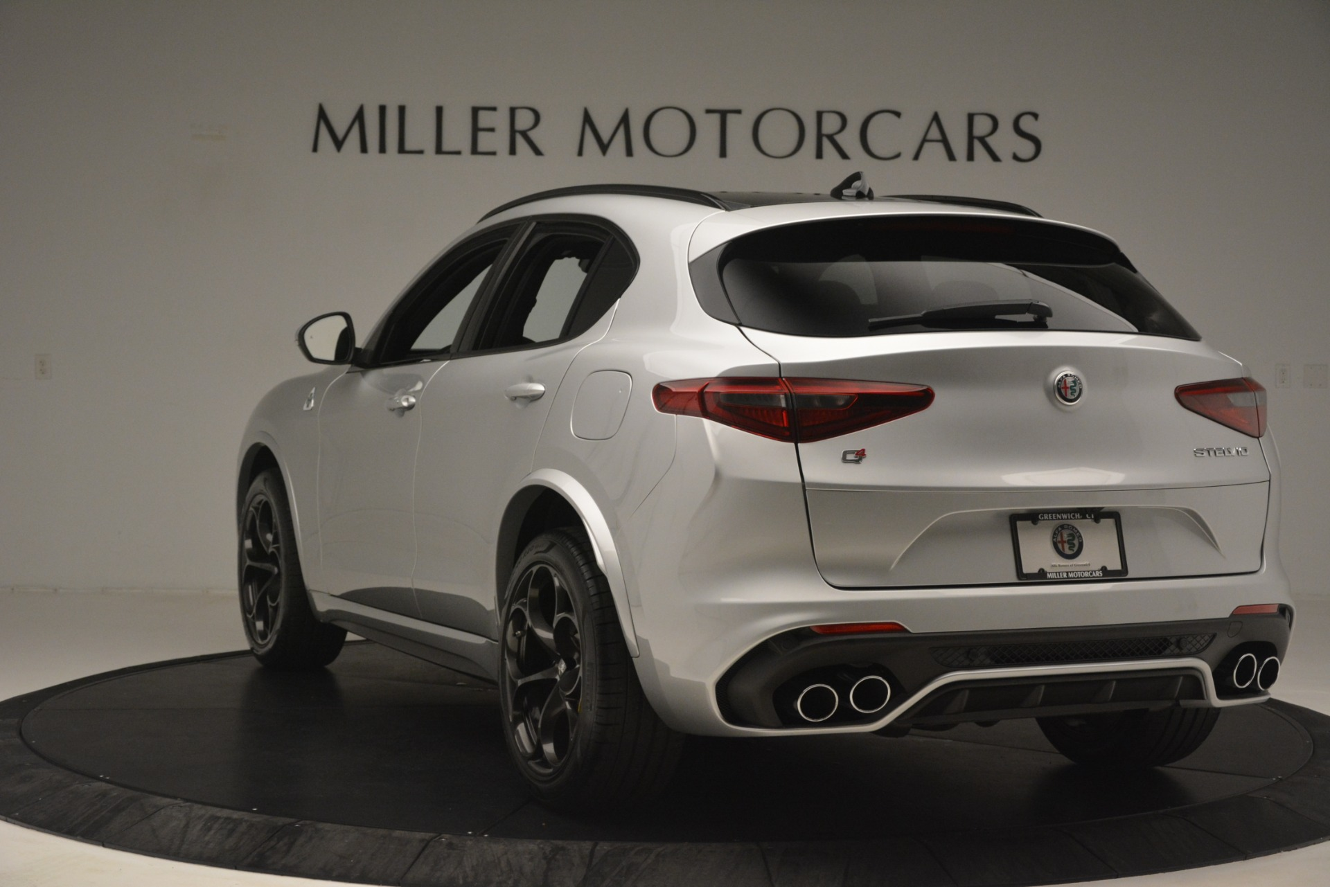 New 2019 Alfa Romeo Stelvio Quadrifoglio For Sale In Greenwich, CT 3037_p5