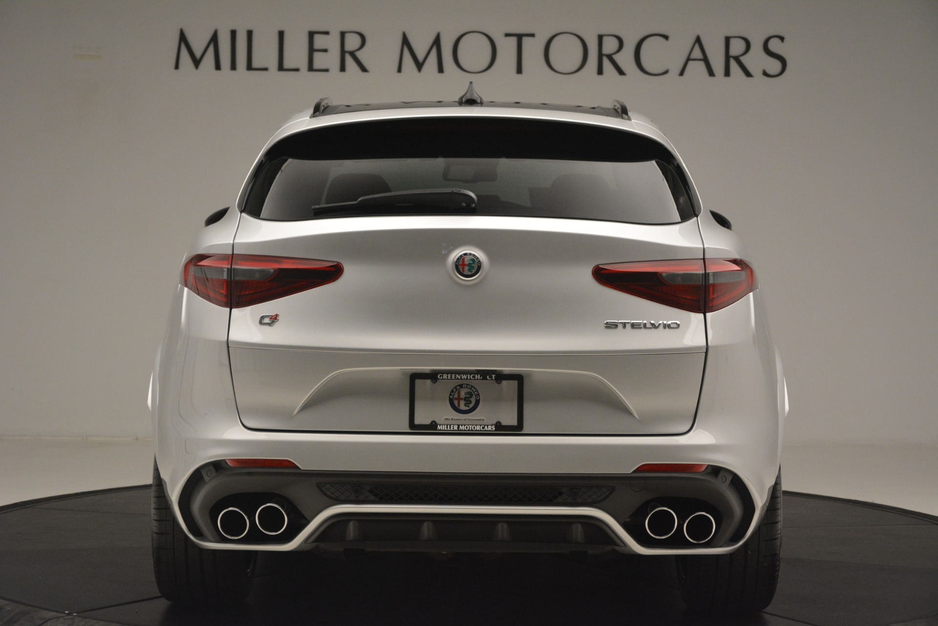 New 2019 Alfa Romeo Stelvio Quadrifoglio For Sale In Greenwich, CT 3037_p6
