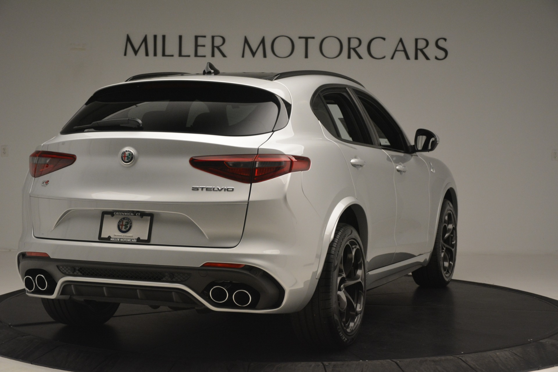 New 2019 Alfa Romeo Stelvio Quadrifoglio For Sale In Greenwich, CT 3037_p7