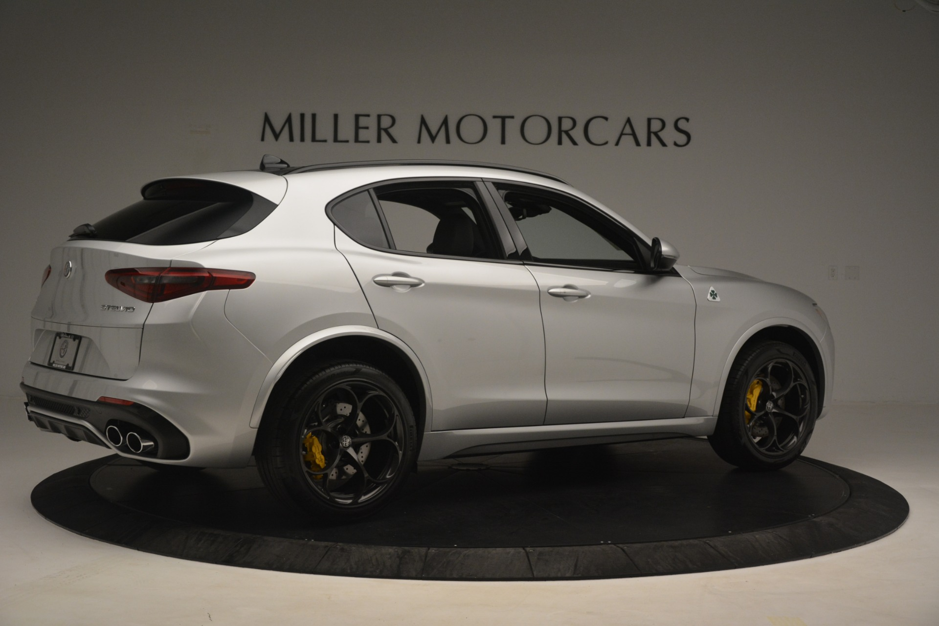 New 2019 Alfa Romeo Stelvio Quadrifoglio For Sale In Greenwich, CT 3037_p8