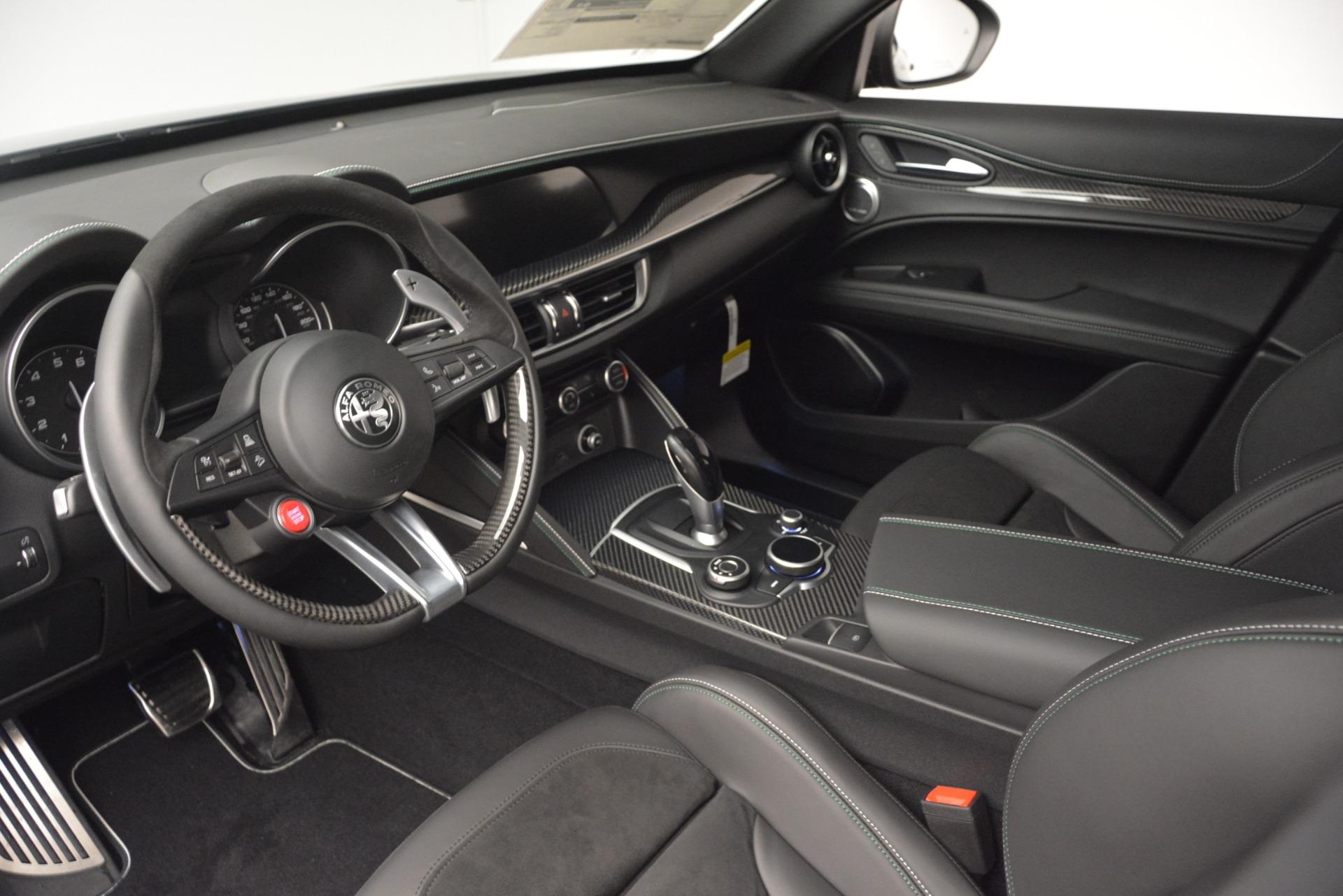 New 2019 Alfa Romeo Stelvio Quadrifoglio For Sale In Greenwich, CT 3038_p14