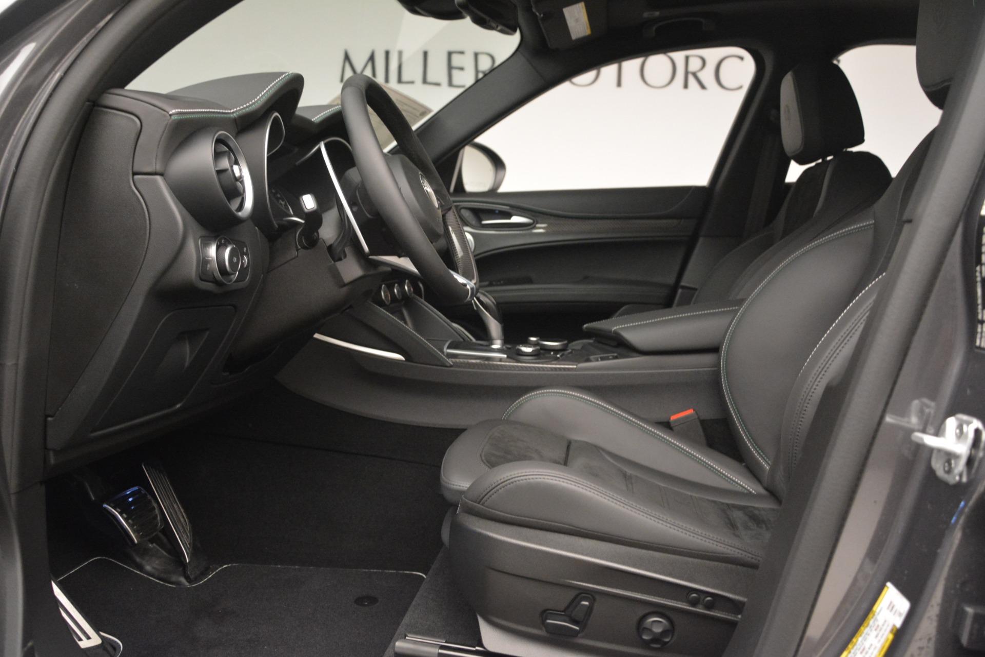 New 2019 Alfa Romeo Stelvio Quadrifoglio For Sale In Greenwich, CT 3038_p15