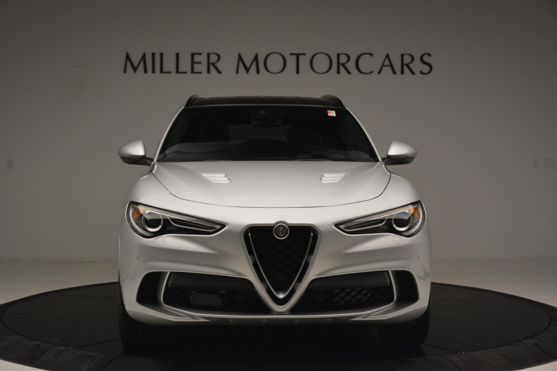 New 2019 Alfa Romeo Stelvio Quadrifoglio For Sale In Greenwich, CT 3039_p12
