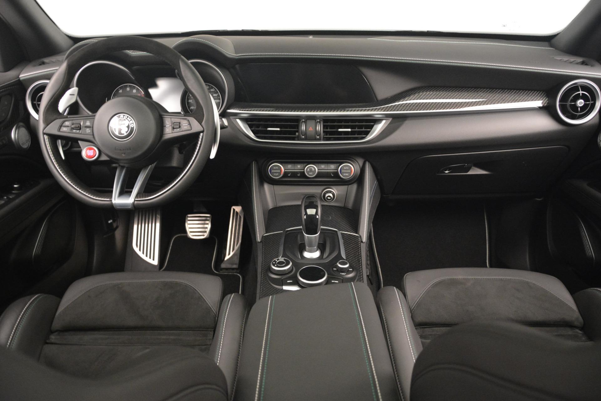New 2019 Alfa Romeo Stelvio Quadrifoglio For Sale In Greenwich, CT 3039_p17