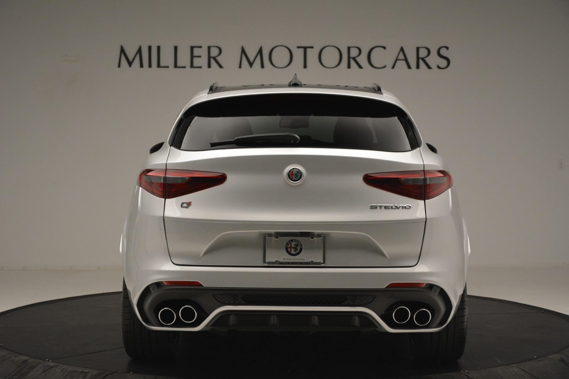 New 2019 Alfa Romeo Stelvio Quadrifoglio For Sale In Greenwich, CT 3039_p6