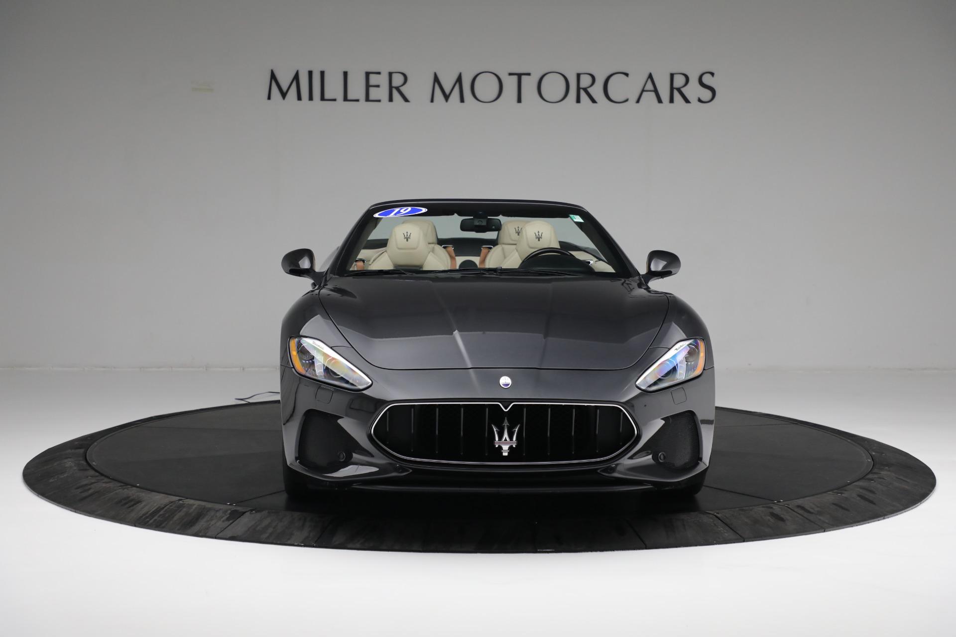 New 2019 Maserati GranTurismo Sport Convertible For Sale In Greenwich, CT 3040_p12