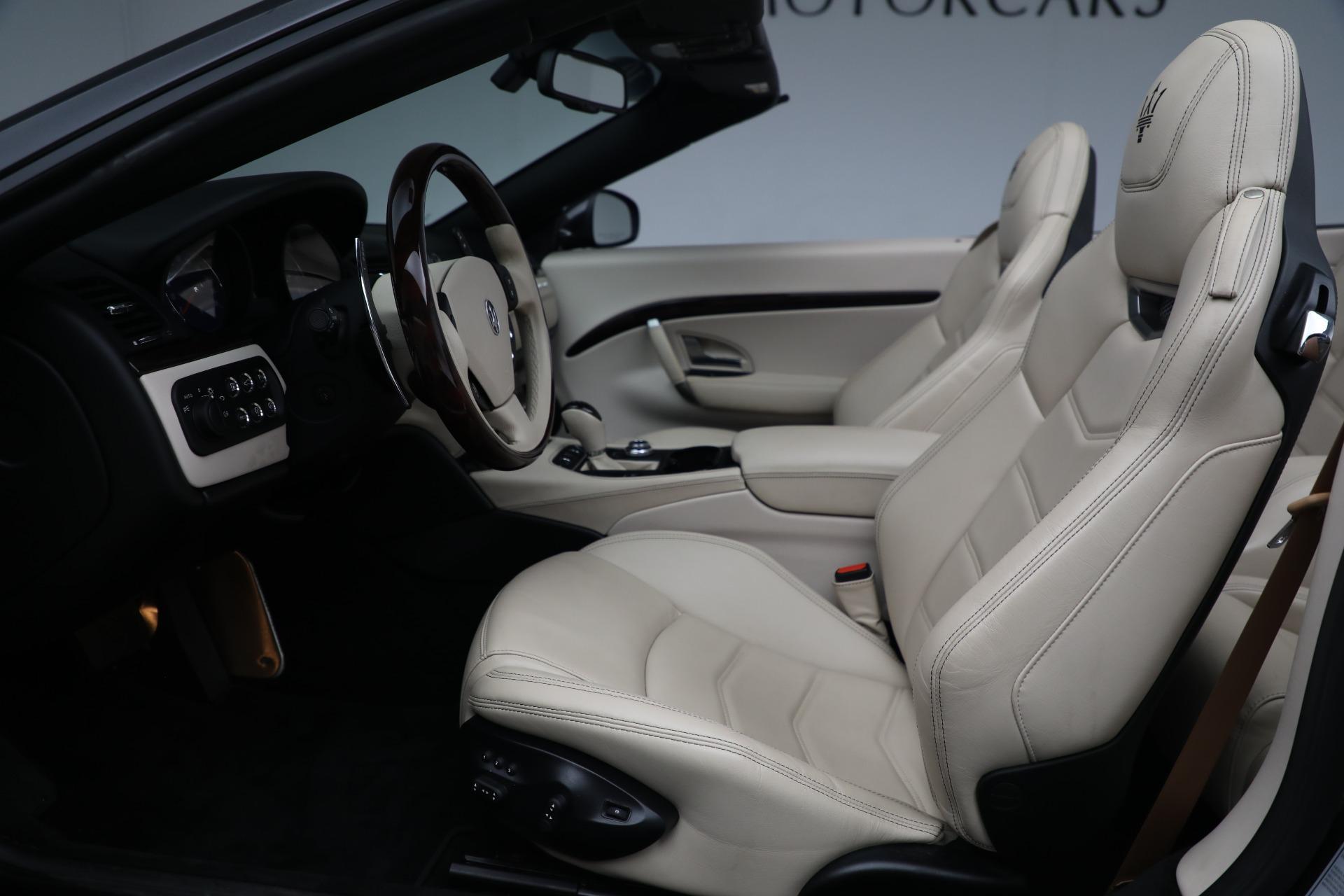 New 2019 Maserati GranTurismo Sport Convertible For Sale In Greenwich, CT 3040_p20