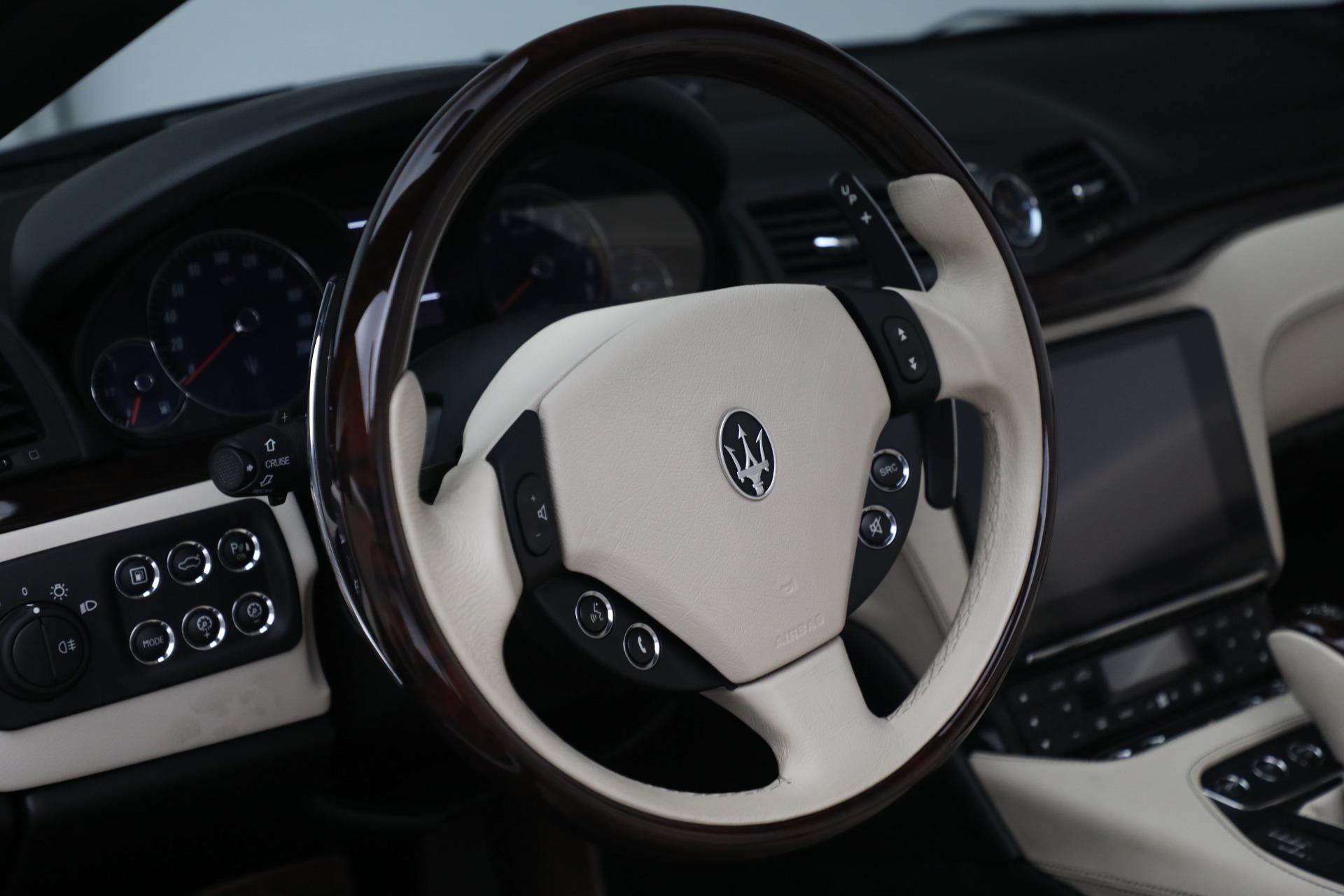 New 2019 Maserati GranTurismo Sport Convertible For Sale In Greenwich, CT 3040_p31