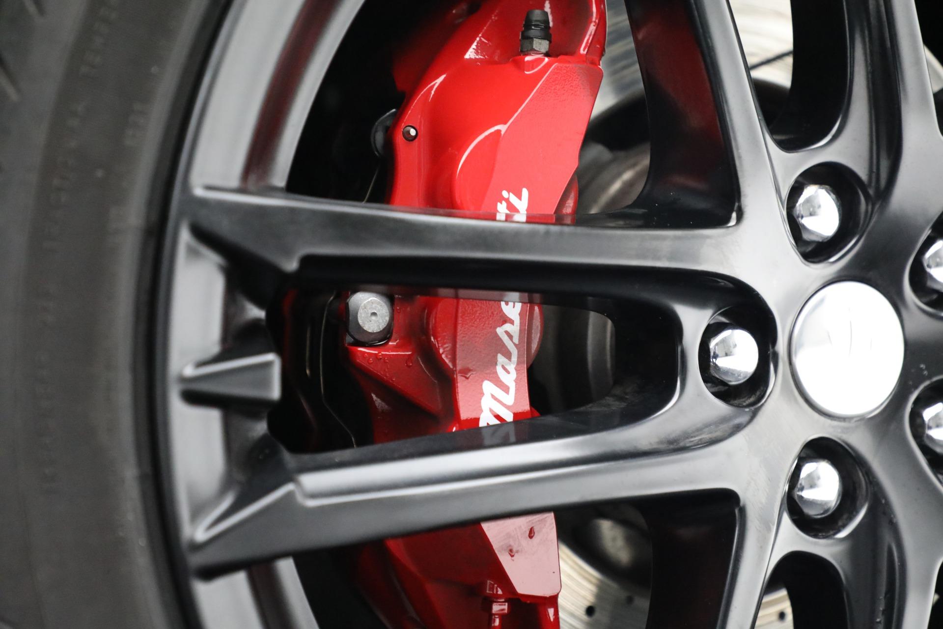 New 2019 Maserati GranTurismo Sport Convertible For Sale In Greenwich, CT 3040_p41