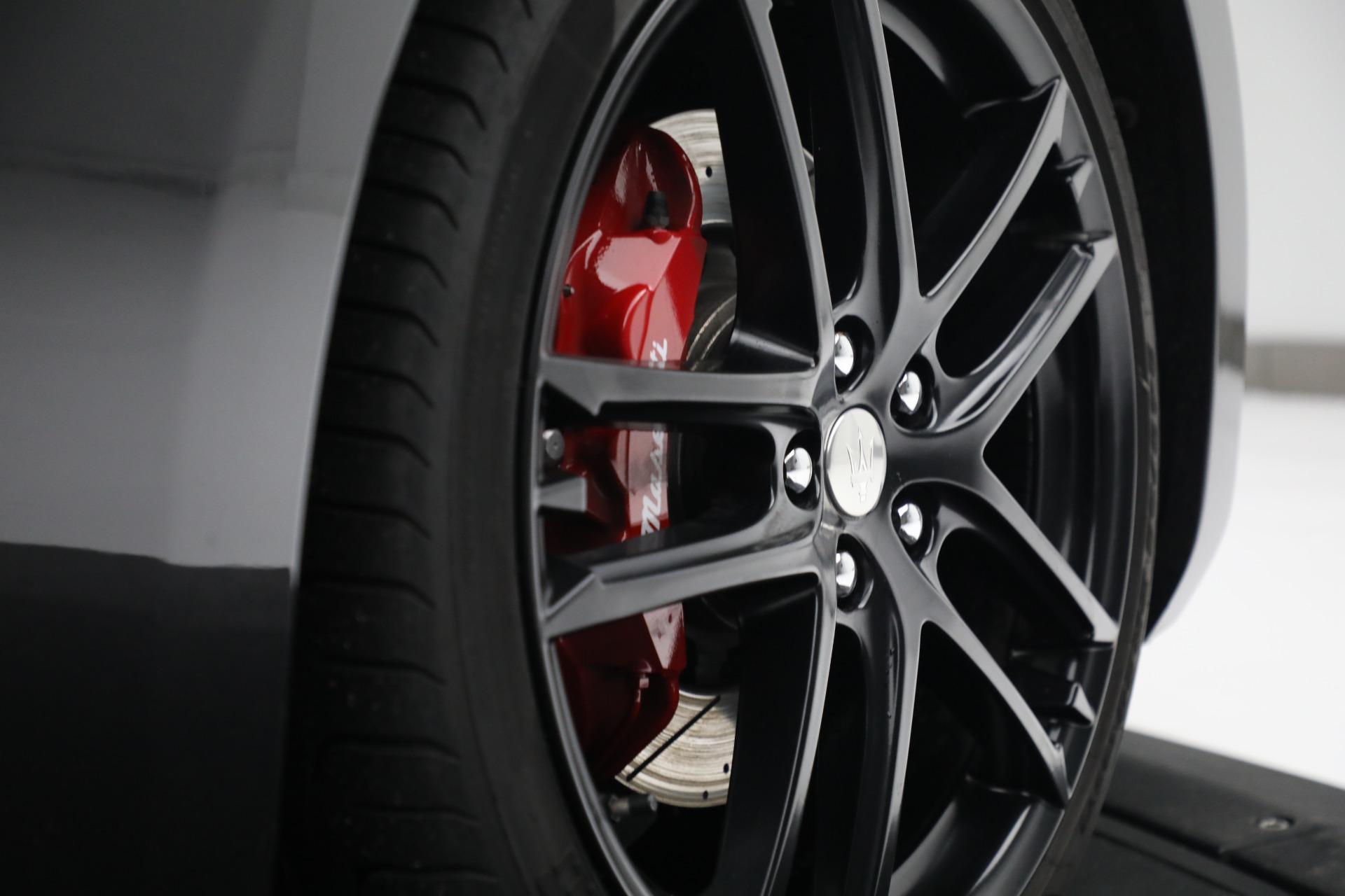 New 2019 Maserati GranTurismo Sport Convertible For Sale In Greenwich, CT 3040_p42