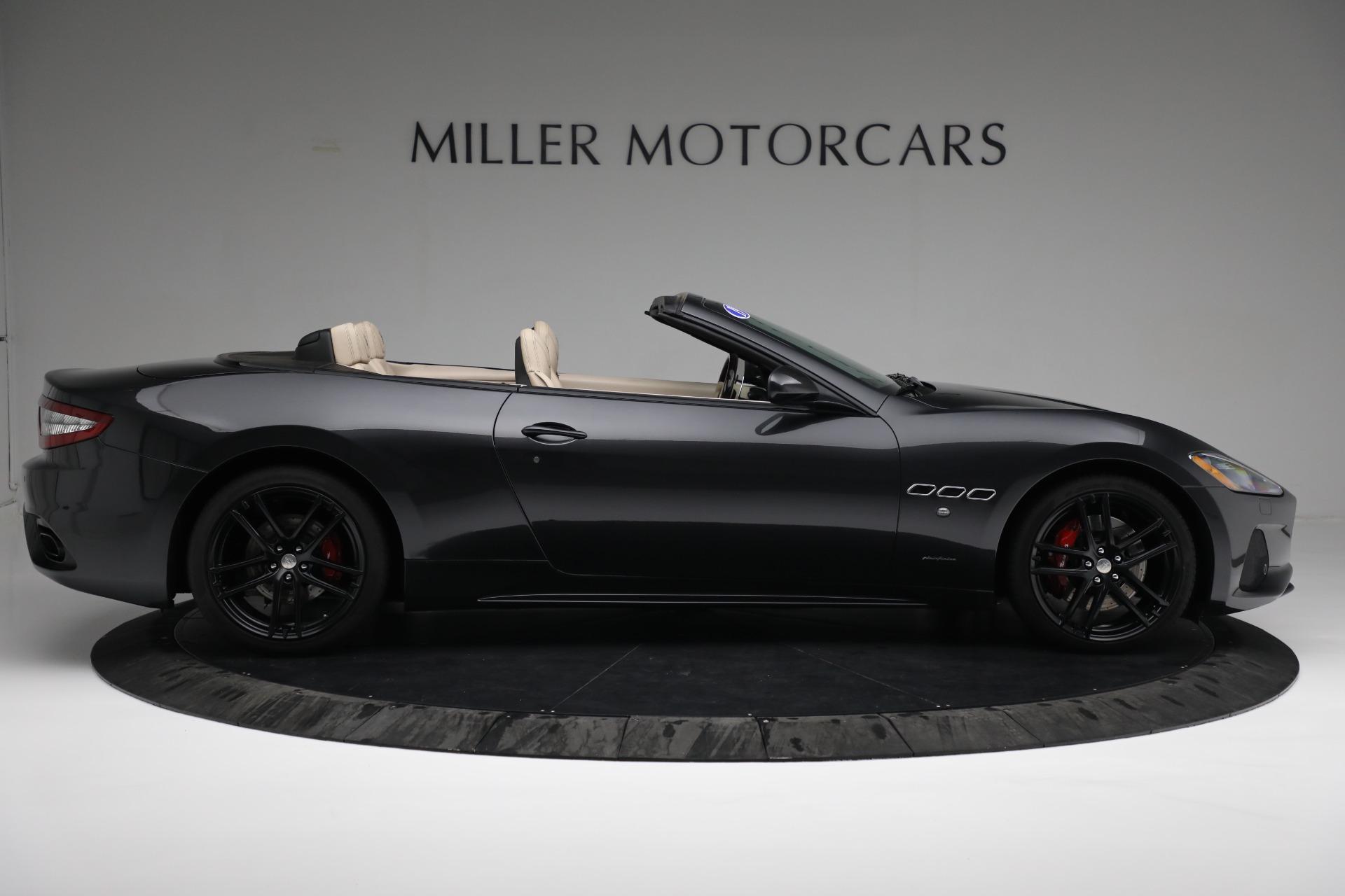 New 2019 Maserati GranTurismo Sport Convertible For Sale In Greenwich, CT 3040_p9