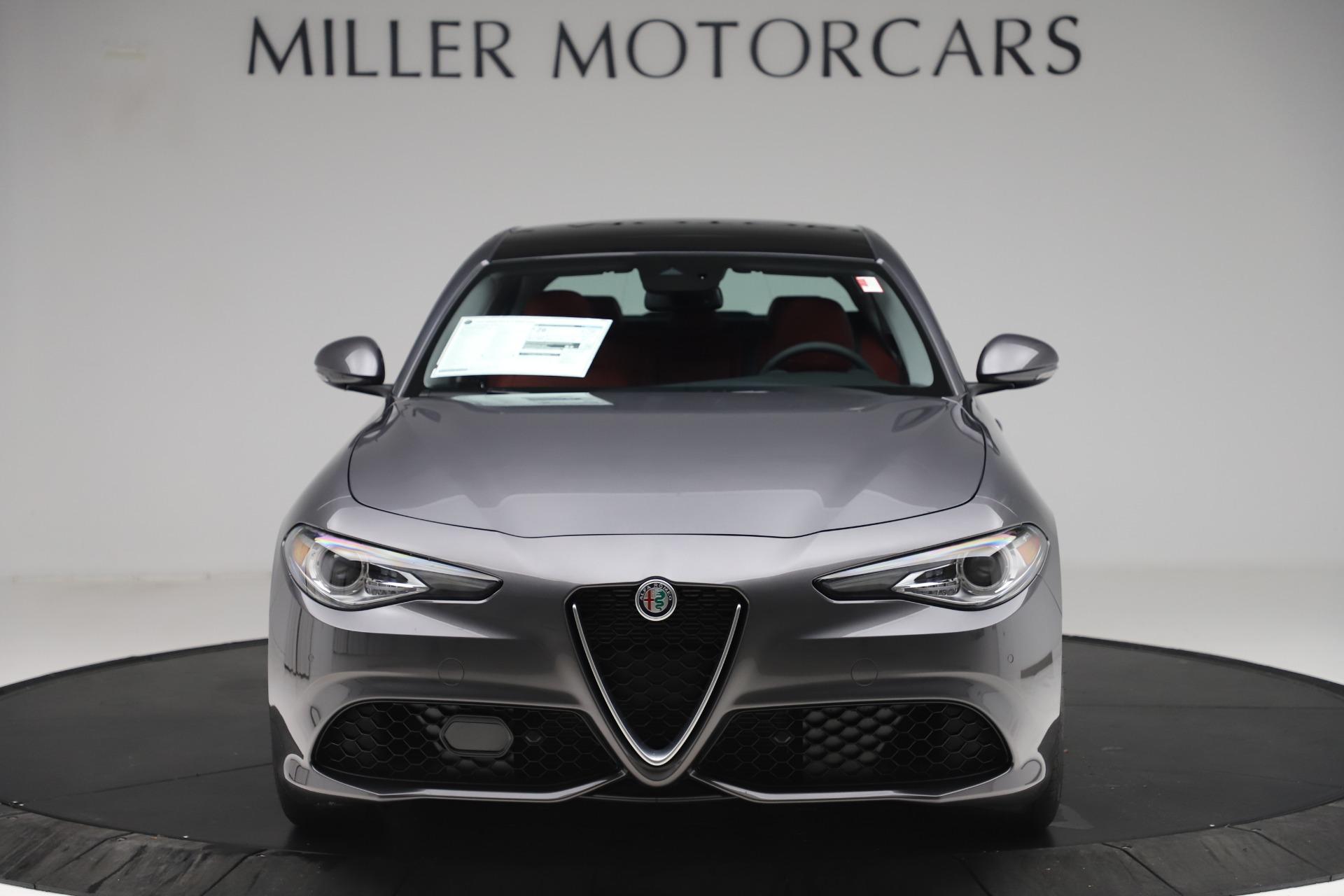 New 2019 Alfa Romeo Giulia Ti Sport Q4 For Sale In Greenwich, CT 3042_p12