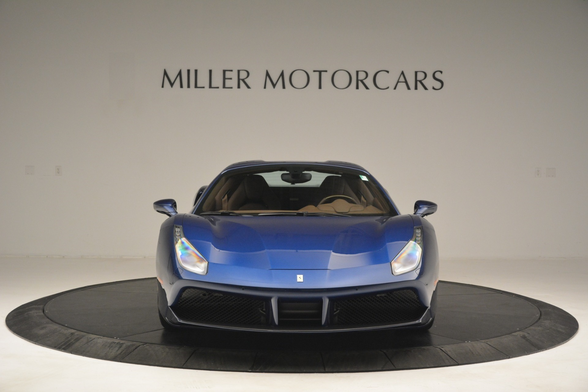 Used 2018 Ferrari 488 Spider  For Sale In Greenwich, CT 3045_p24