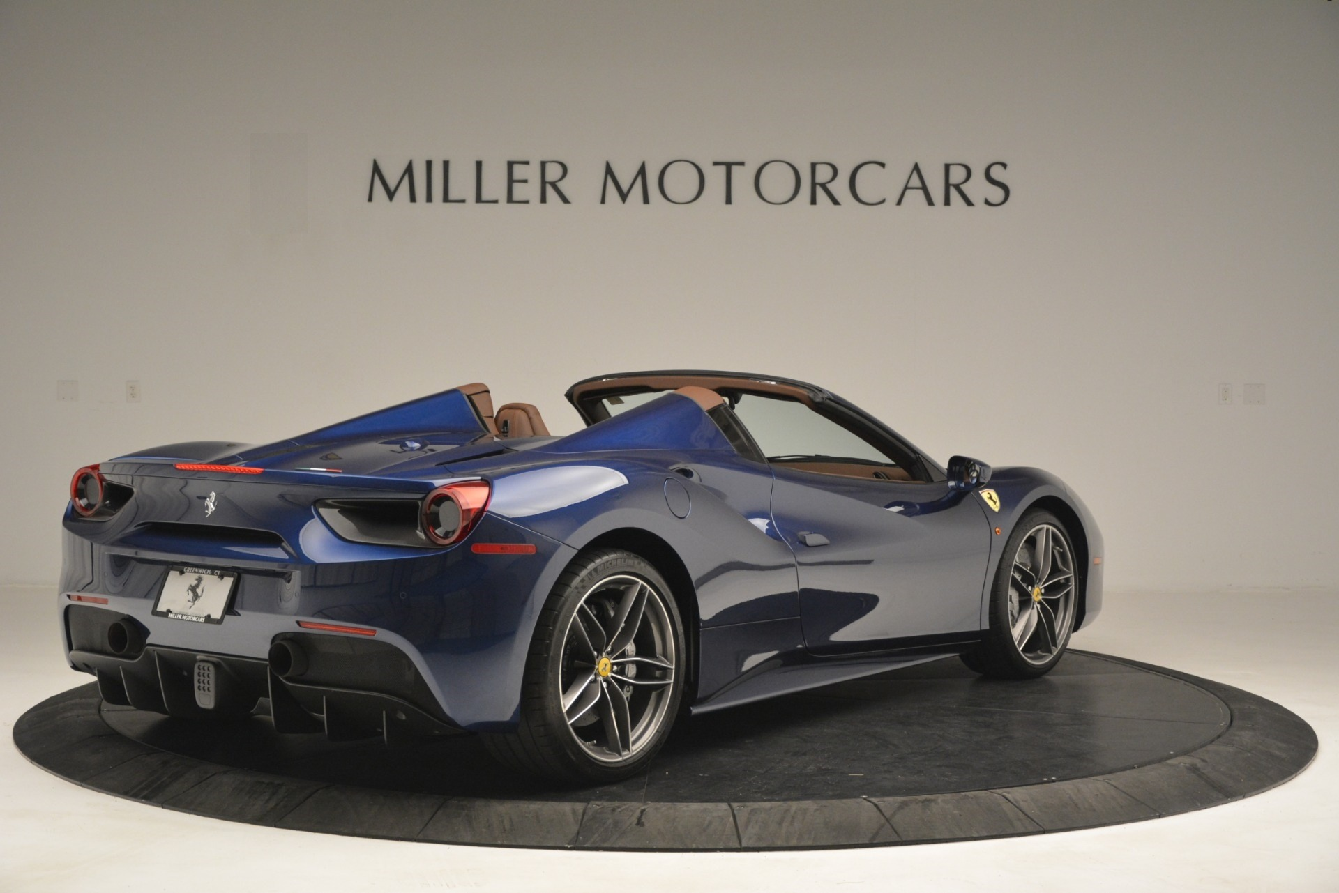 Used 2018 Ferrari 488 Spider  For Sale In Greenwich, CT 3045_p7
