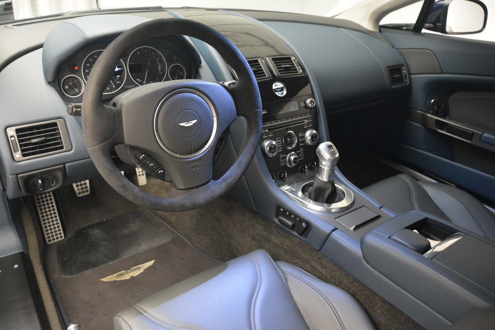 Used 2012 Aston Martin V12 Vantage  For Sale In Greenwich, CT 3046_p14