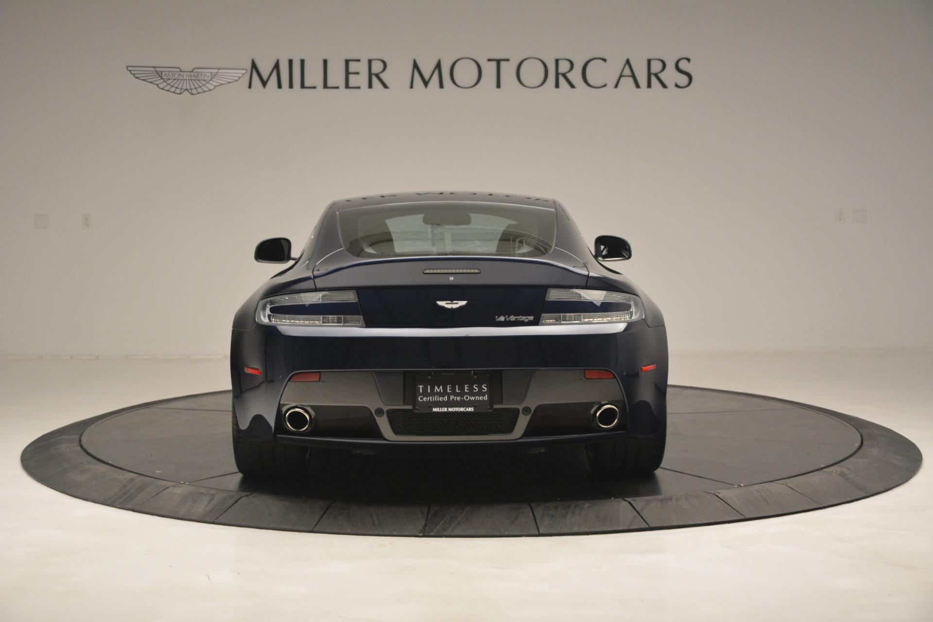 Used 2012 Aston Martin V12 Vantage  For Sale In Greenwich, CT 3046_p6