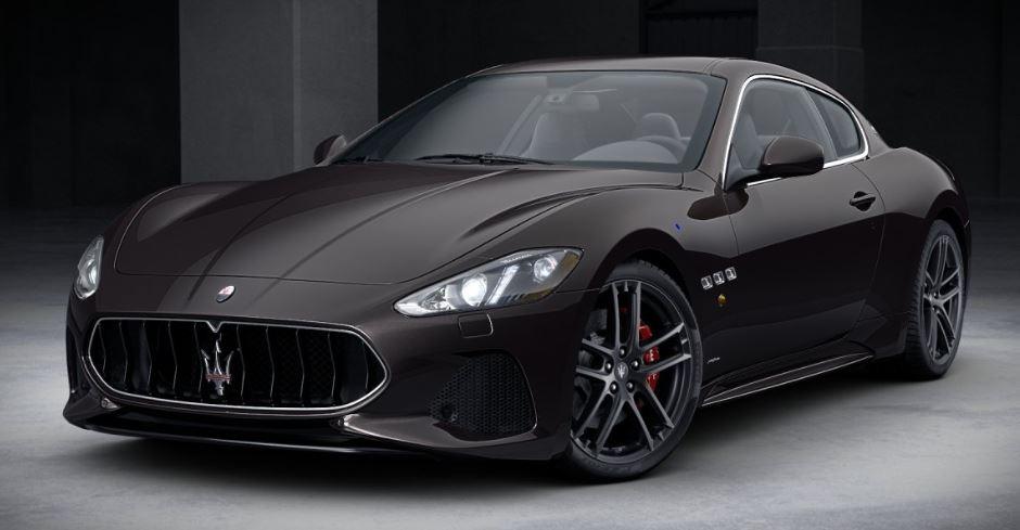 New 2018 Maserati GranTurismo Sport For Sale In Greenwich, CT 3047_main