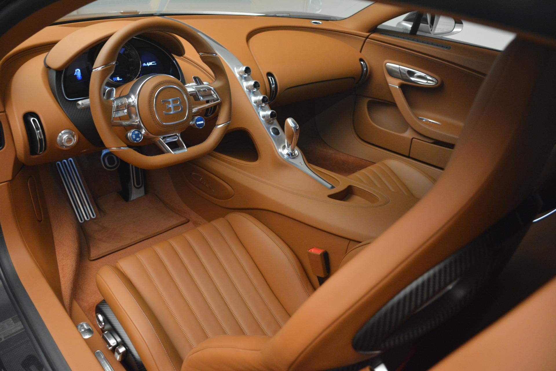 Used 2019 Bugatti Chiron  For Sale In Greenwich, CT 3048_p16