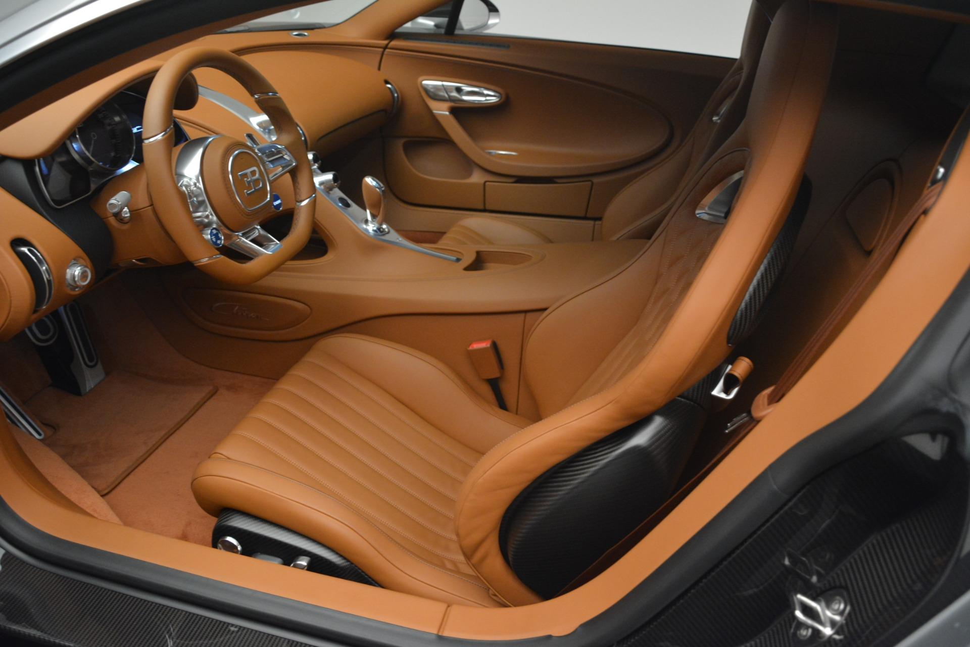 Used 2019 Bugatti Chiron  For Sale In Greenwich, CT 3048_p17