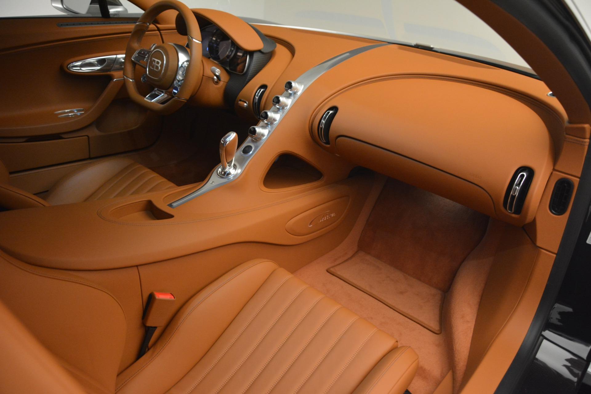 Used 2019 Bugatti Chiron  For Sale In Greenwich, CT 3048_p24