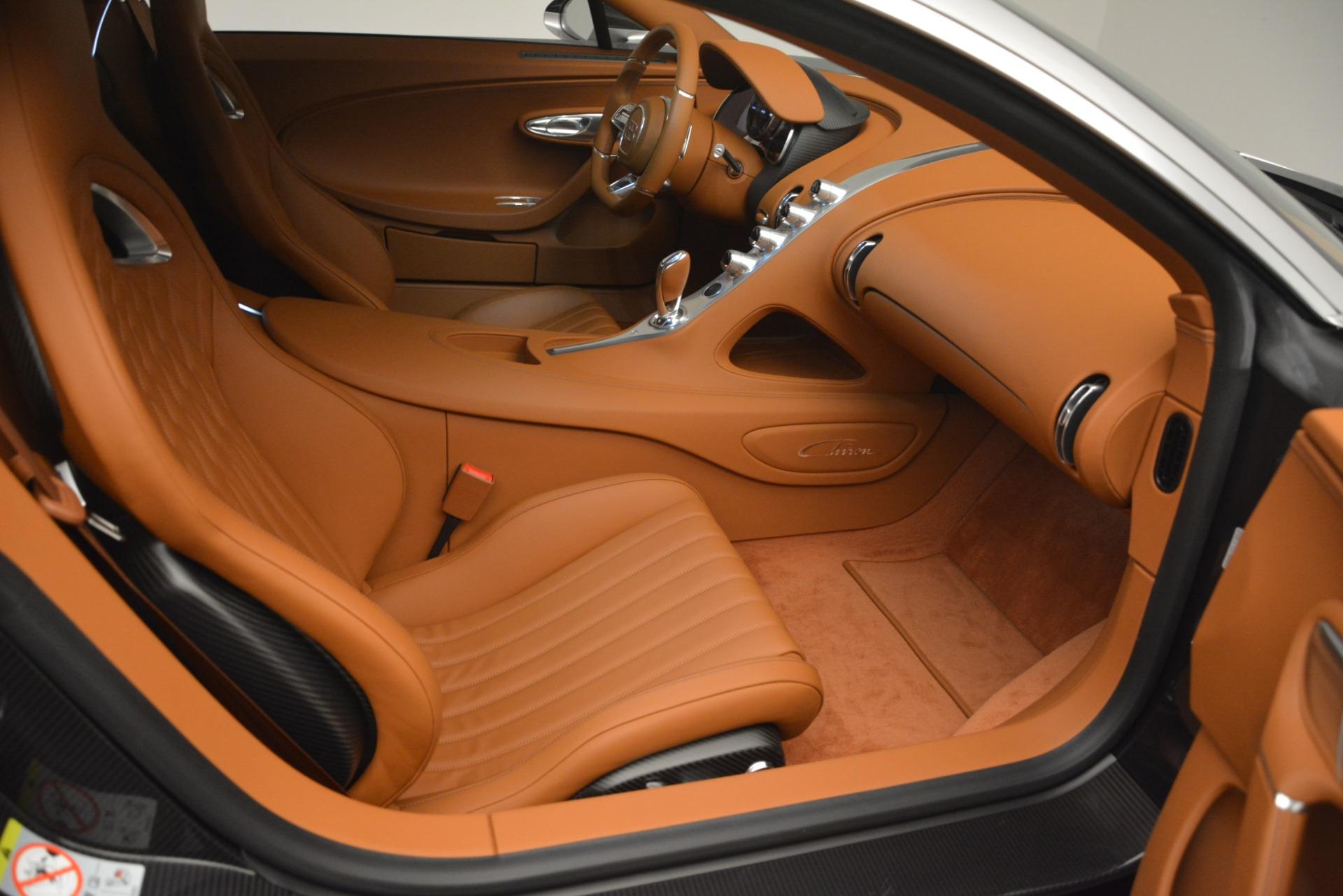 Used 2019 Bugatti Chiron  For Sale In Greenwich, CT 3048_p25